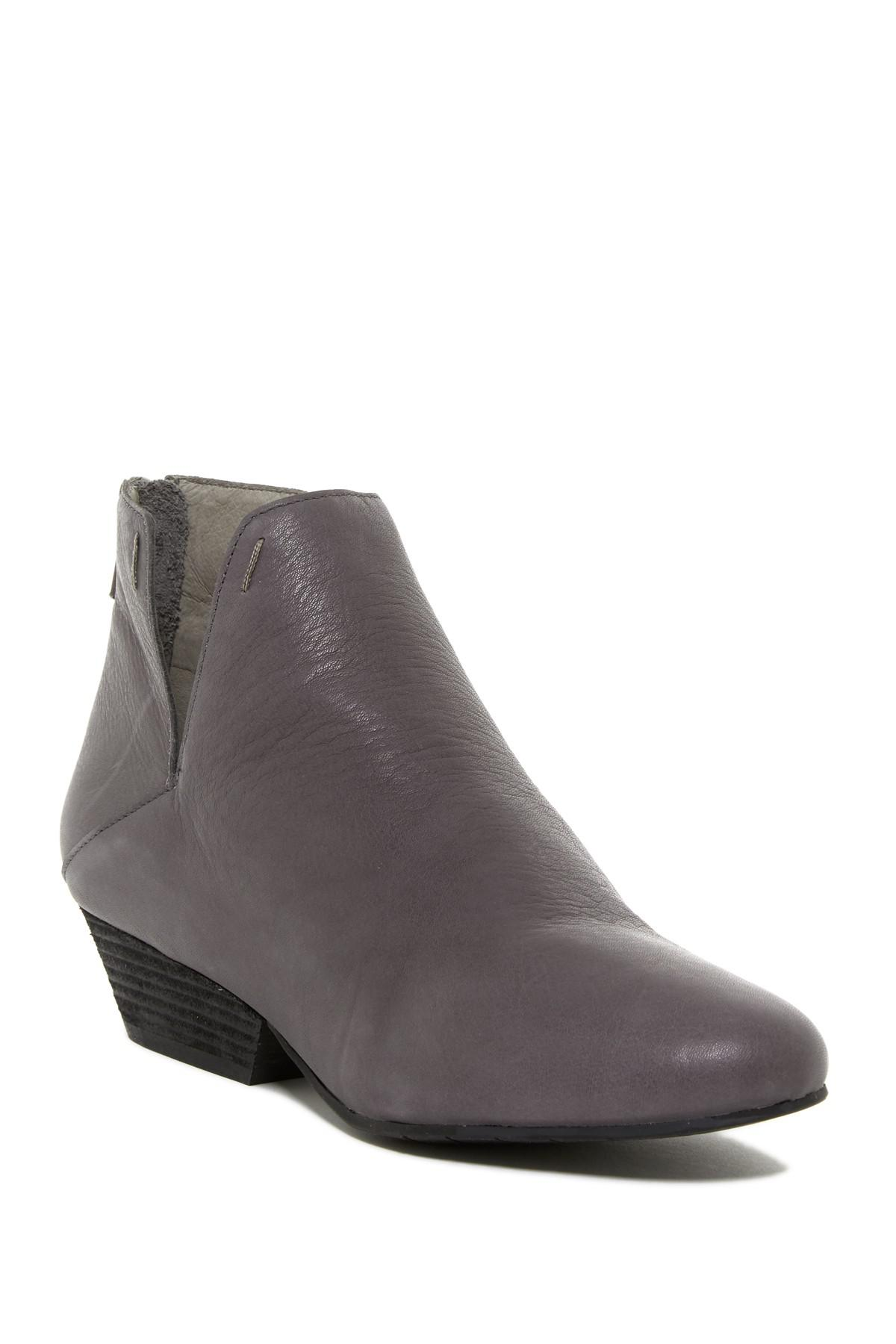 Eileen Fisher Womens Vale Ankle Bootie