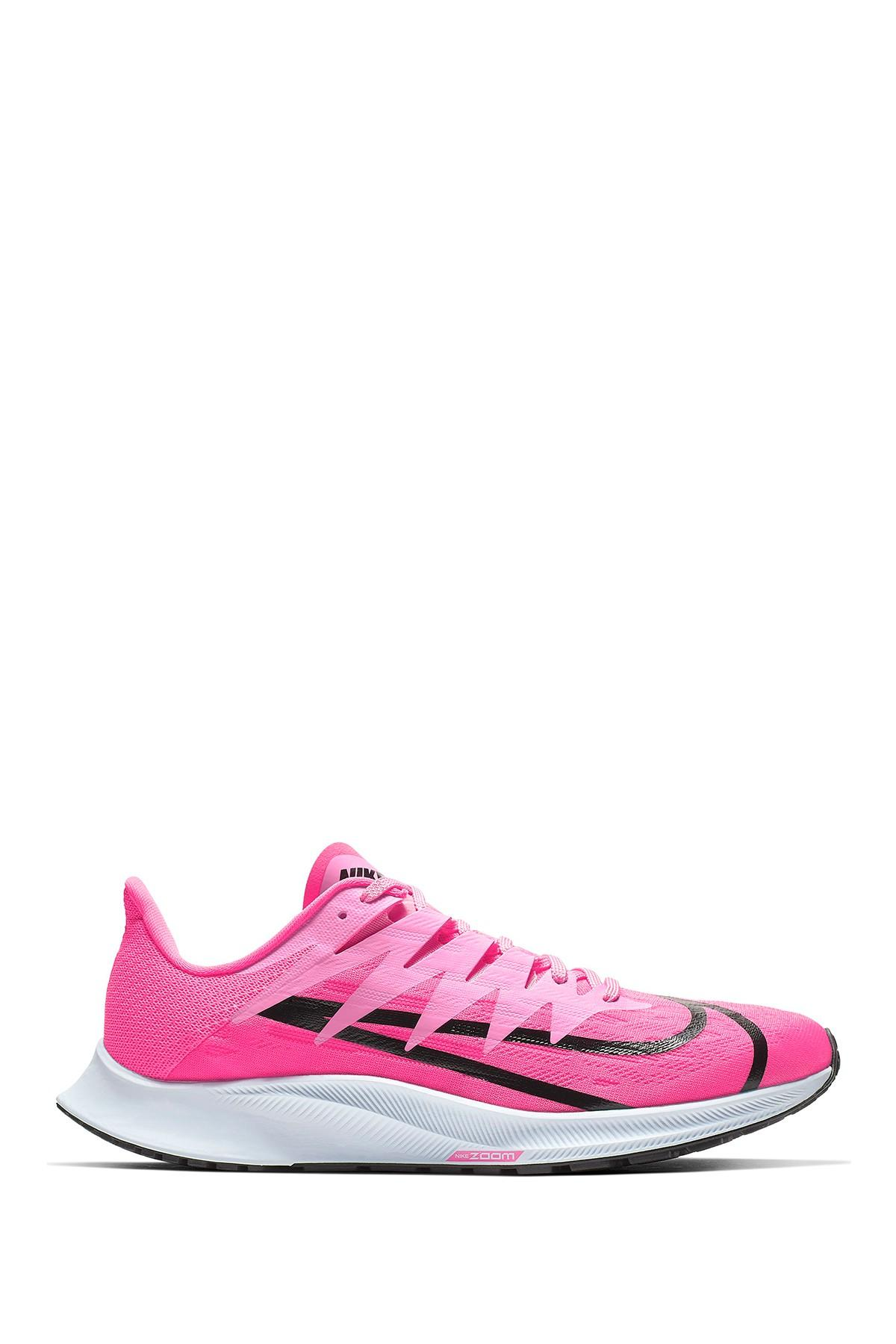 4087ee73d632c Lyst - Nike Zoom Rival Fly Sneakers in Pink