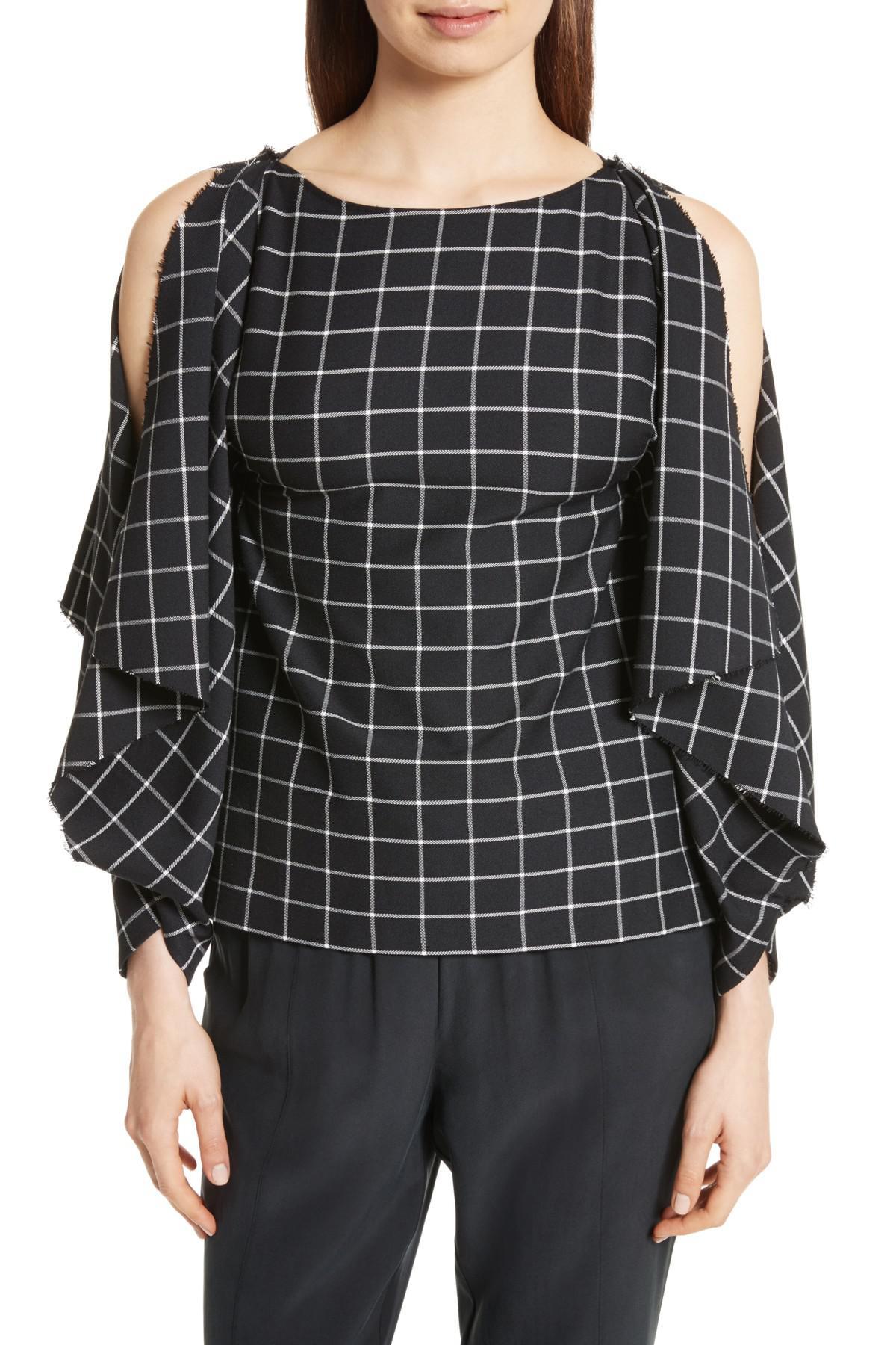 Robert Rodriguez Woman Cold-shoulder Suede Top Indigo Size 0 Robert Rodriguez Sale Best Store To Get 7GWRzrkxqb