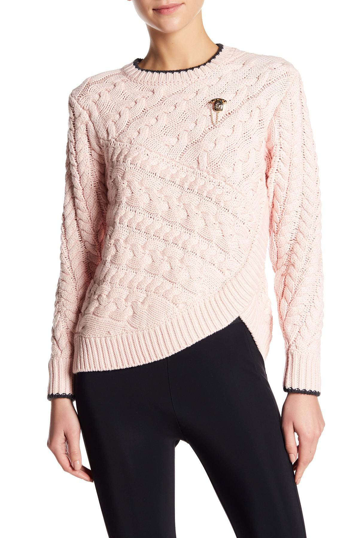 ffb6c8e281dc23 Gallery. Previously sold at: Nordstrom Rack · Women's Cable Knit Sweaters