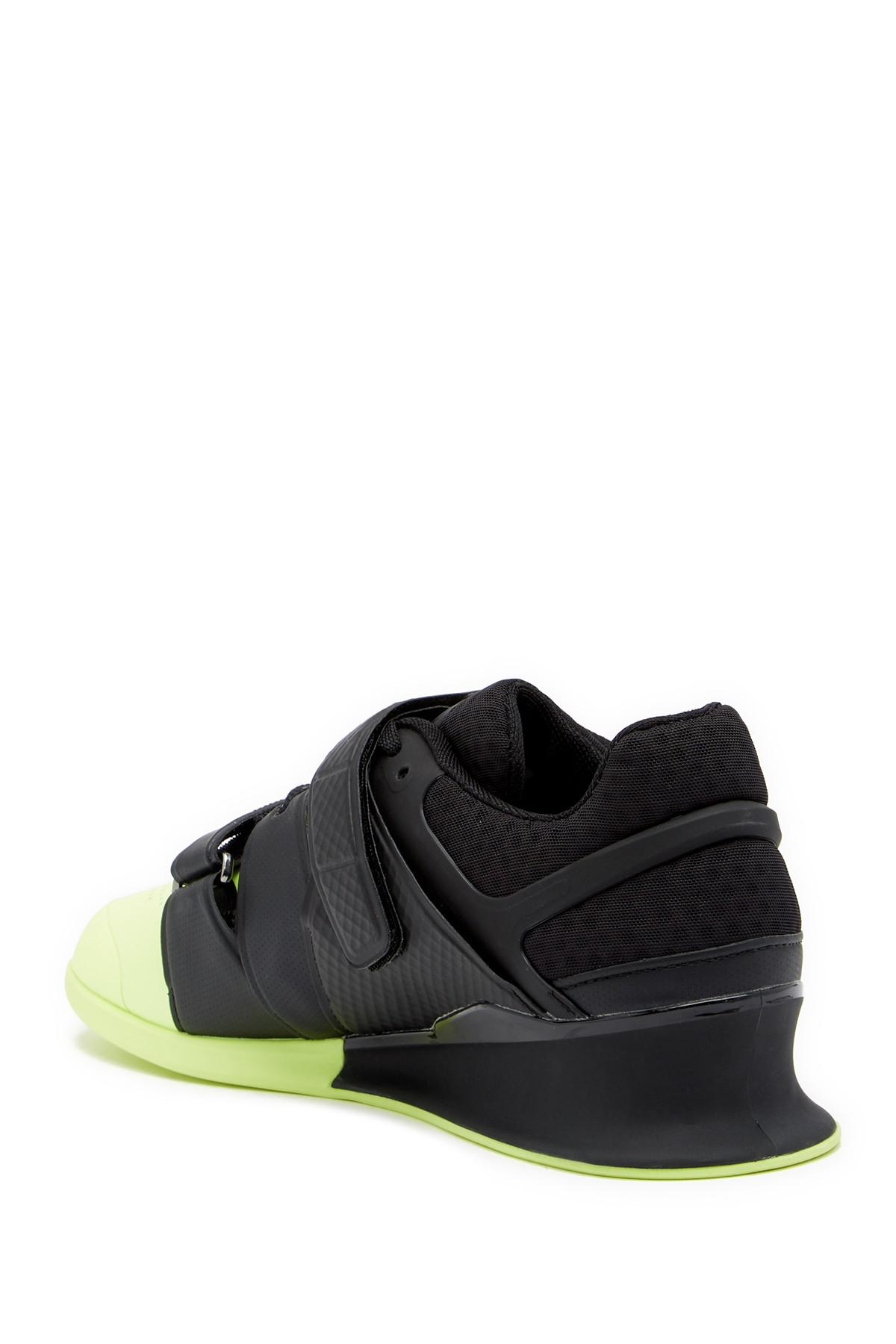 9acf9c62945 Lyst - Reebok Legacy Lifter Weightlifting Shoe in Black for Men