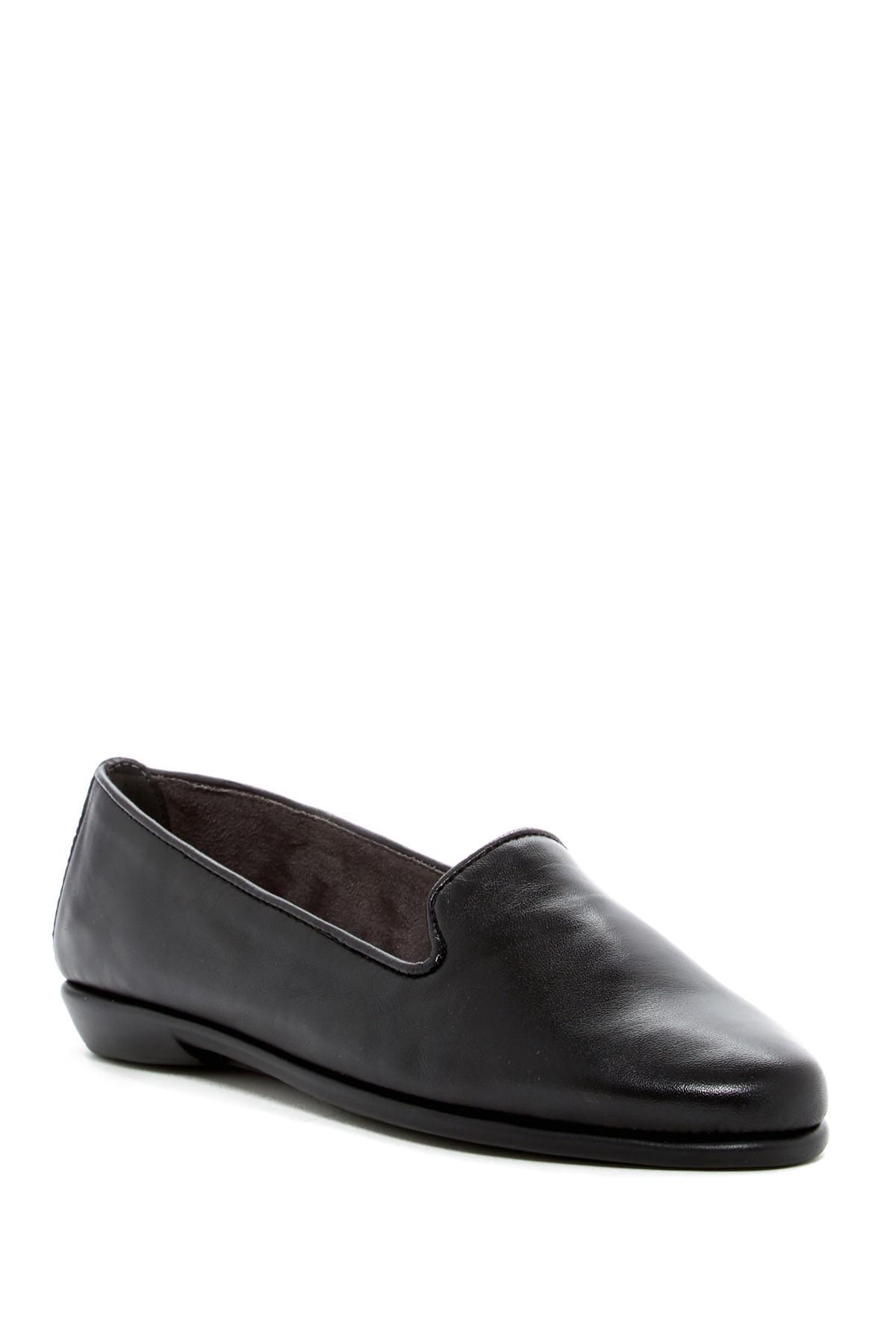 Lyst Aerosoles Betunia Smoking Slipper In Black For Men