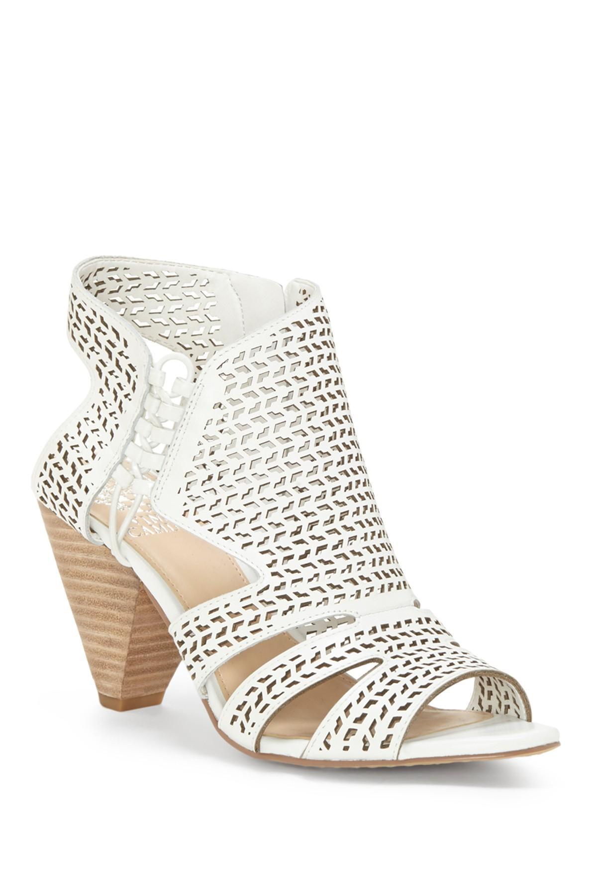 e52b3a7a048 Vince Camuto. Women s Esten Perforated Sandal