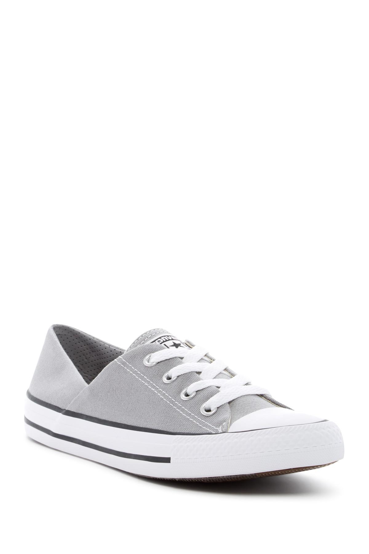 5f5d97f6e52a93 Converse Chuck Taylor All Star Coral Oxford Sneakers (women) in ...