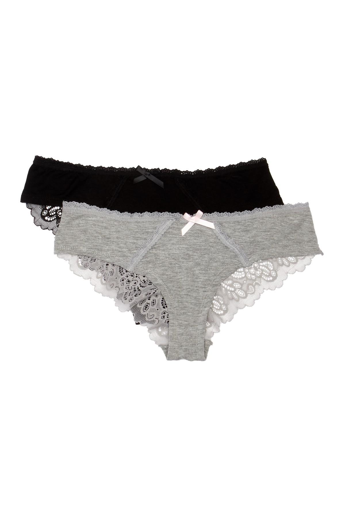 Lyst honeydew intimates bri hipster panties pack of in black jpg 1200x1800  Honeydew intimates vintage 3be71a0b2