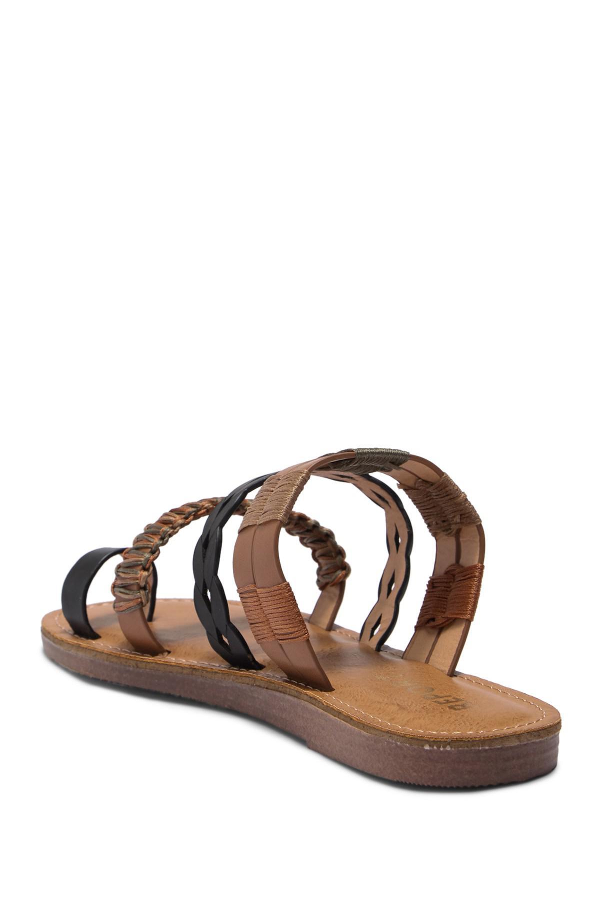 Nouvelle Et De La Mode Boutique En Ligne Pas Cher Rapport Sandale De Diapositives Anneau Orteil Olena ZhX8Gnr