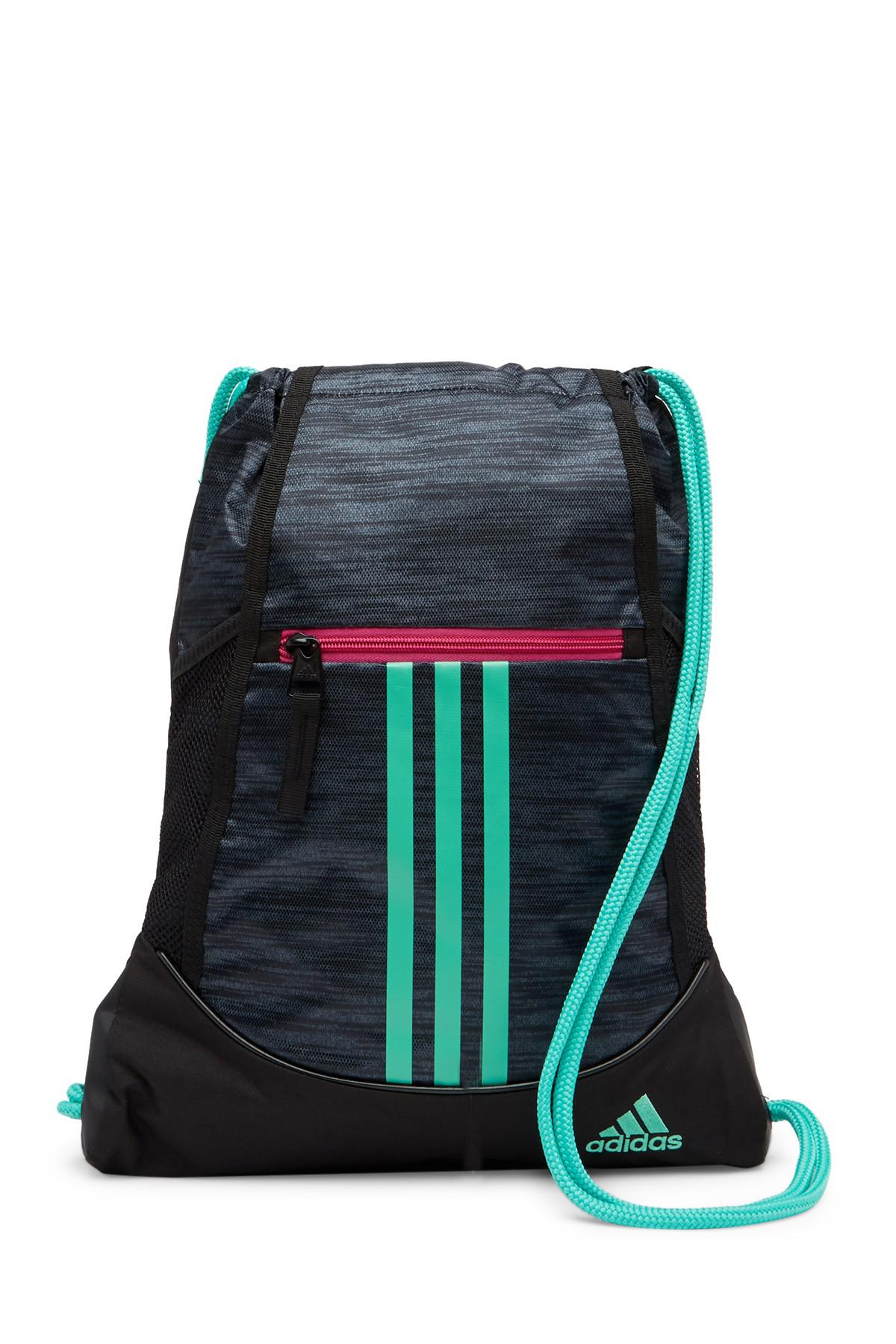 lyst adidas, allianz - sackpack