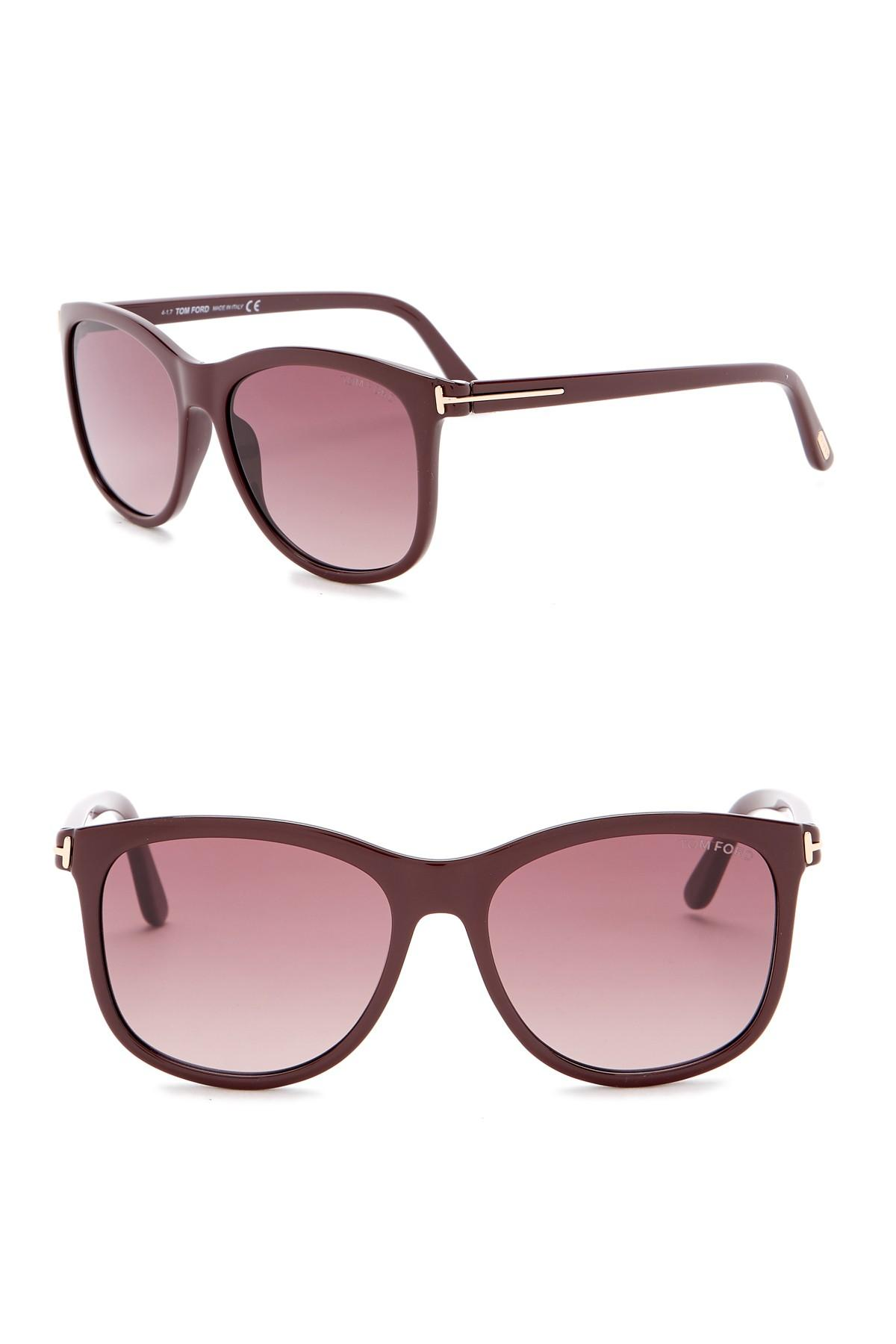 6263dfe472c Tom Ford. Women s Fiona 56mm Square Sunglasses.  456  215 From Nordstrom  Rack