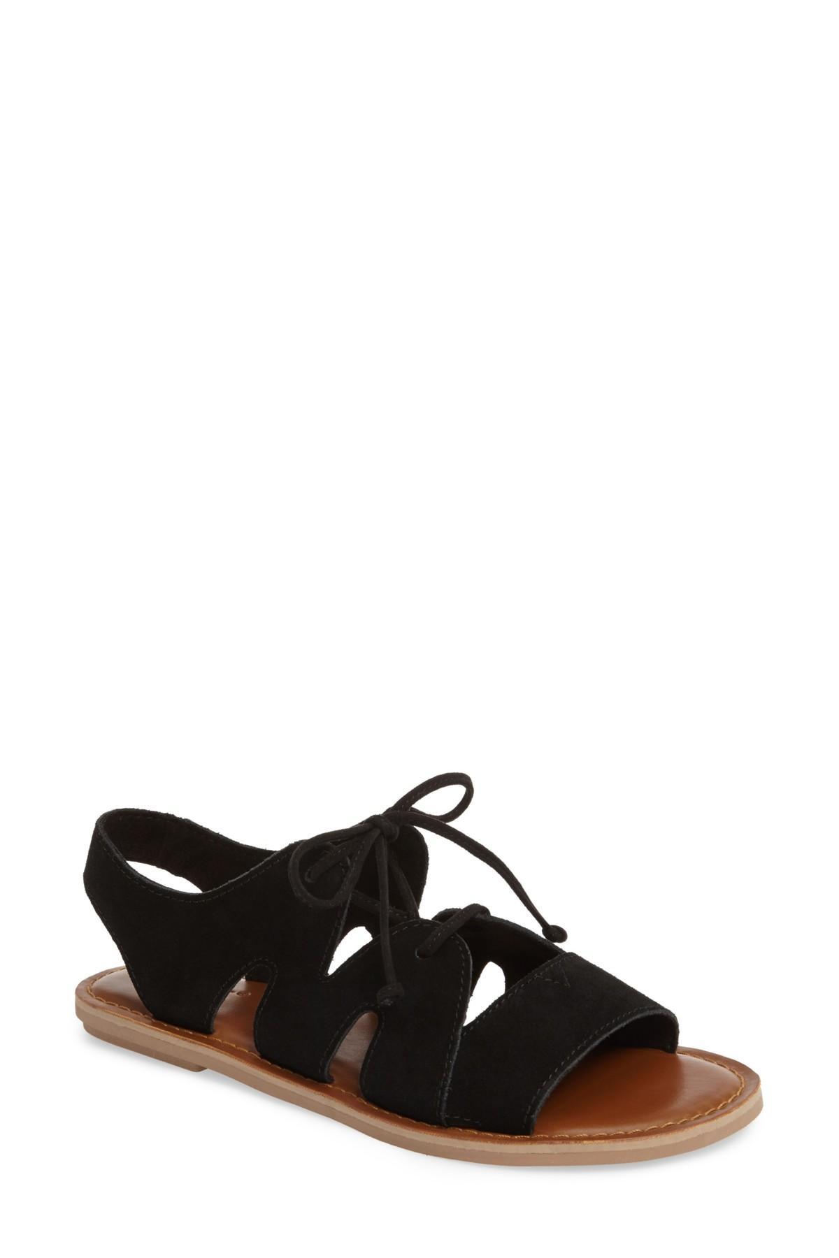 cd4e20bdb7fd TOMS. Women s Black Calips Sandal.  70  45 From Nordstrom Rack