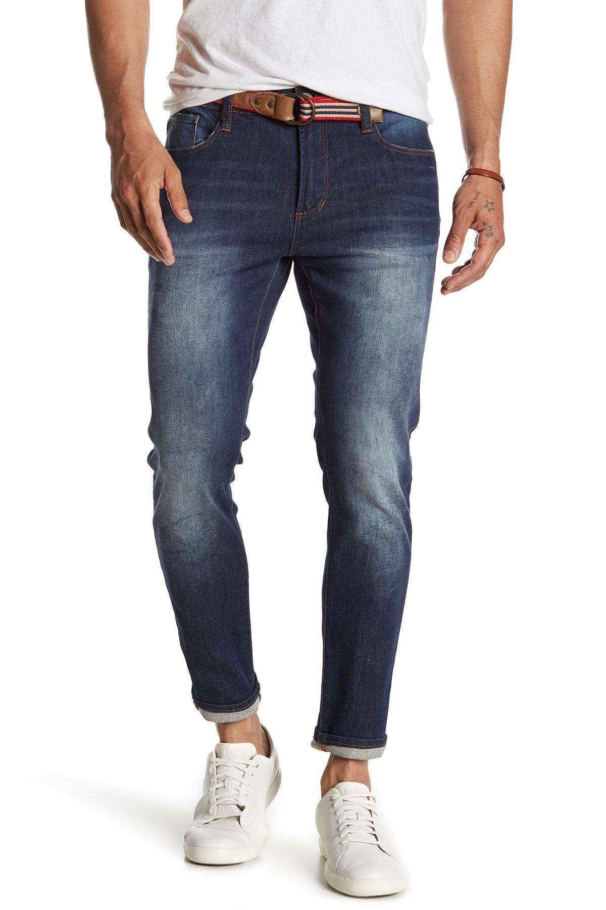 93f8ac5379 Lyst - Articles of Society Dylan Denim Slim Jeans in Blue for Men