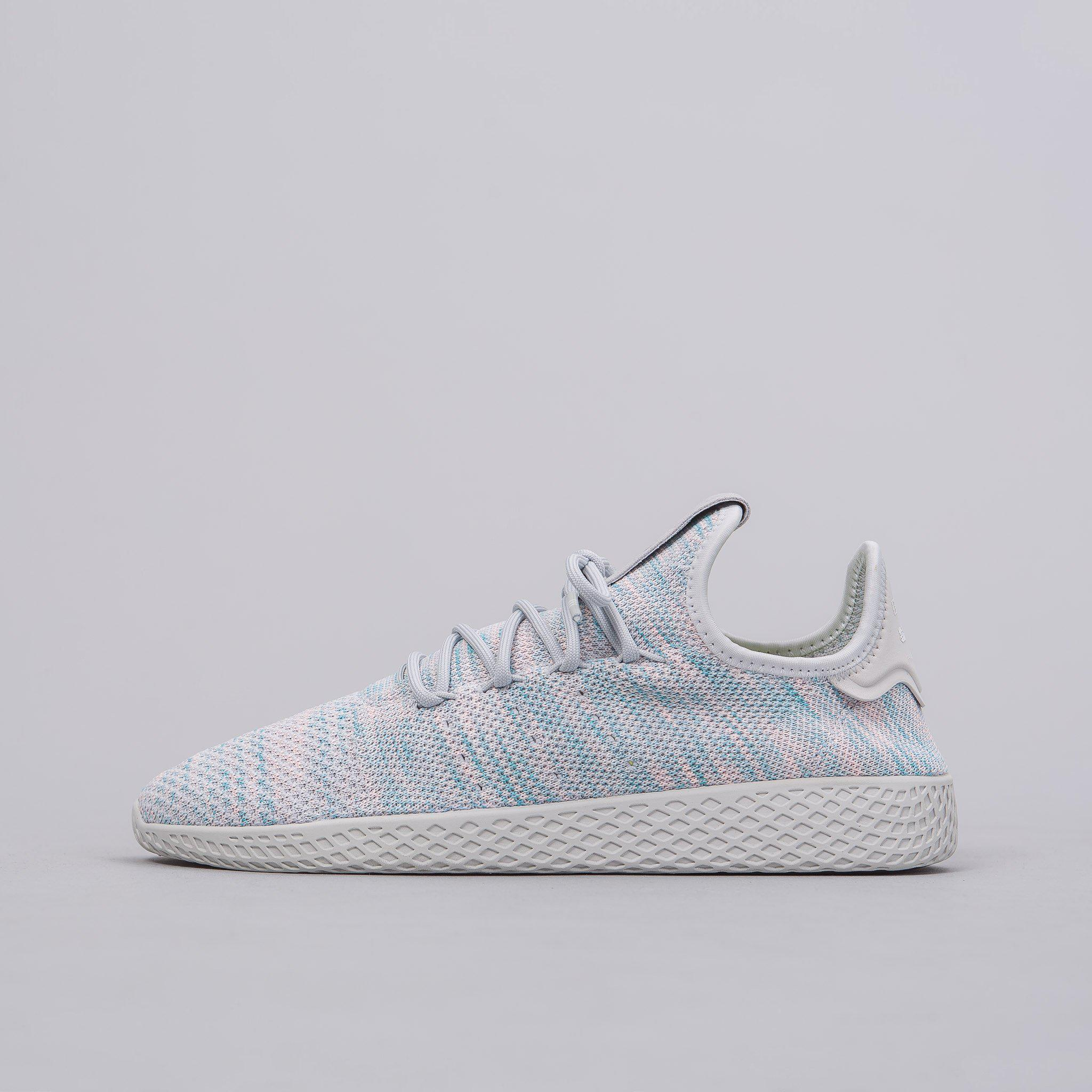 0ec9ec49a Lyst - adidas Originals Pharrell Williams Tennis Hu Shoes In Blue ...