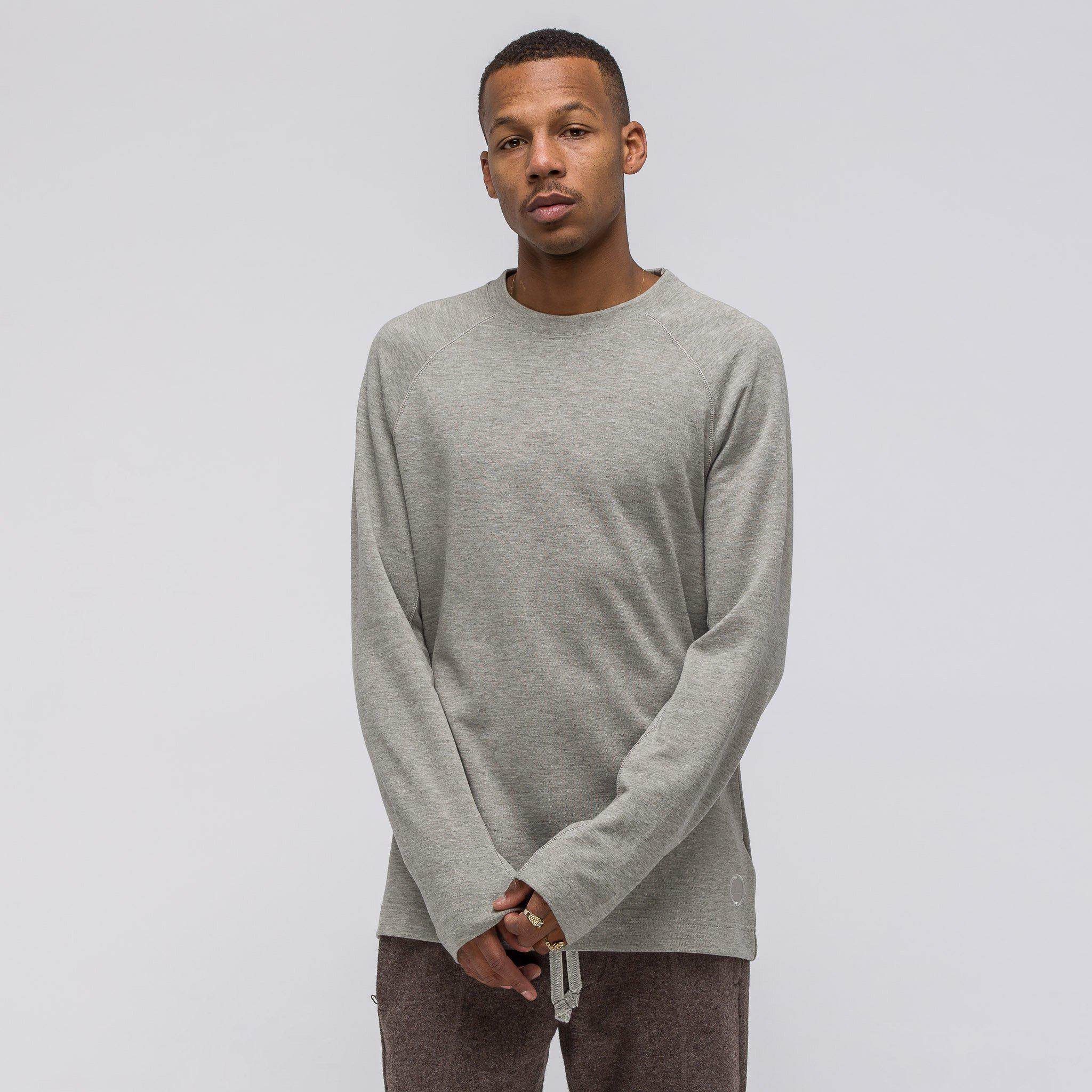 low priced 6822a dac1f Lyst - adidas X Wings+horns Long Sleeve T-shirt In Sesame in