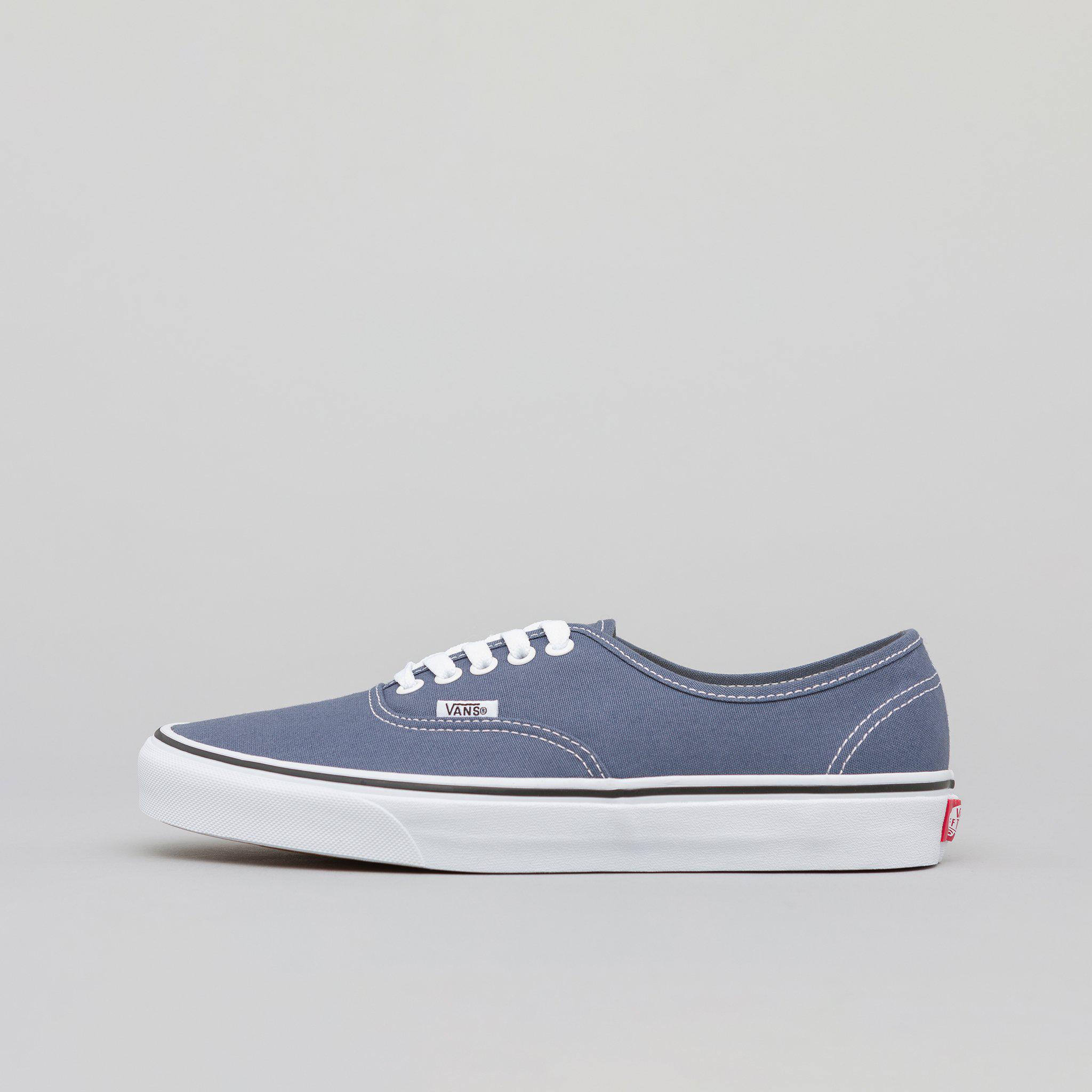 3eedfb86bffb Vans - Authentic In Grisaille true White for Men - Lyst. View fullscreen