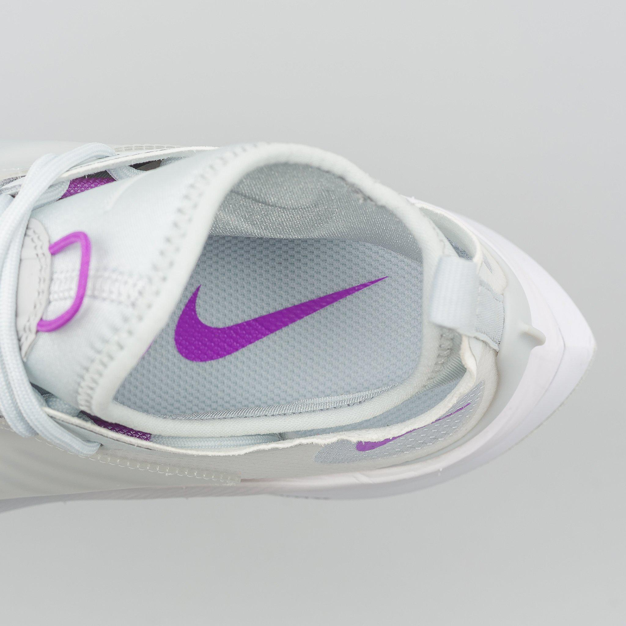 aa5ba8ce04b Lyst - Nike Women s Zoom Pegasus Turbo Xx In Pure Platinum in White ...