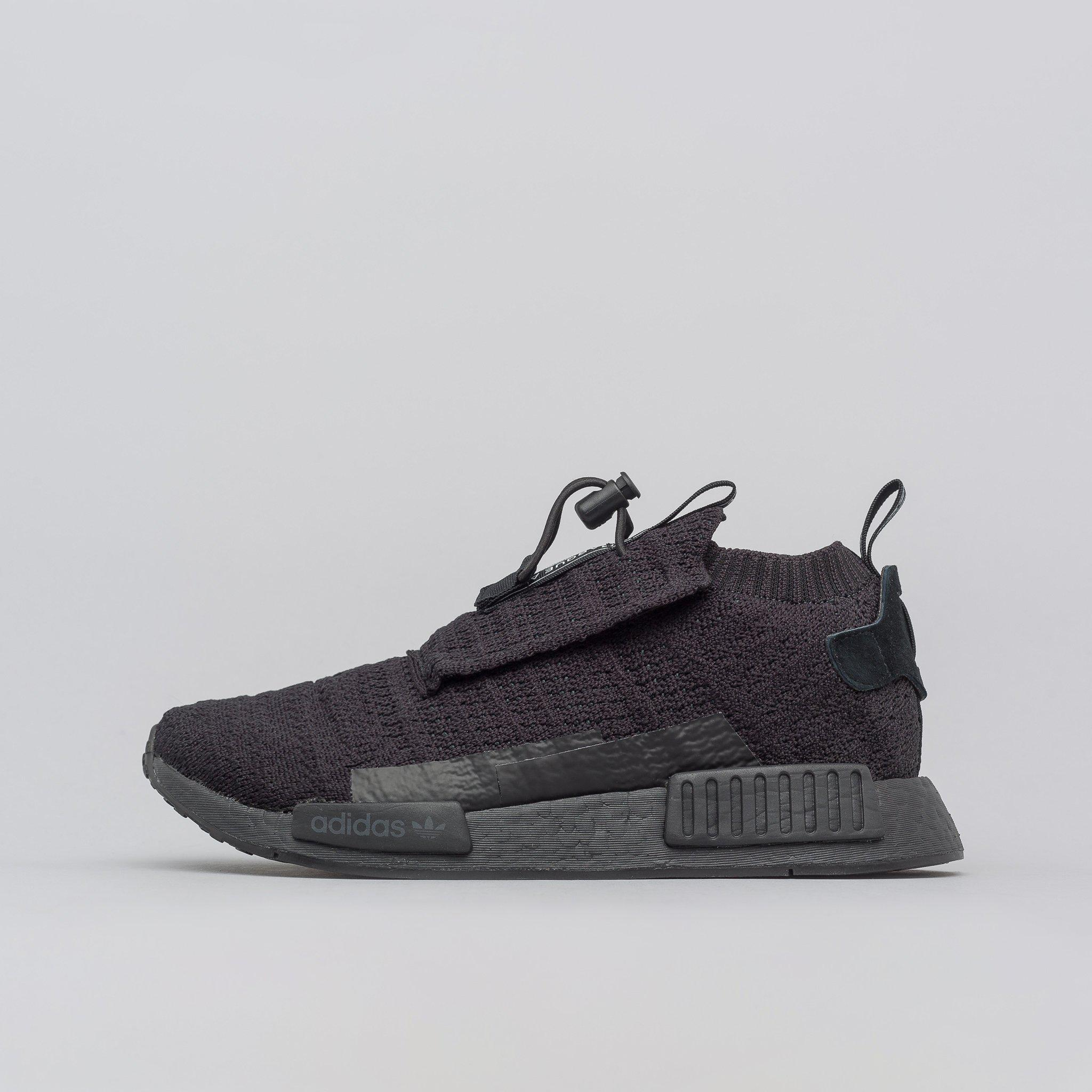 detailed look c02a0 e297c Lyst - adidas Nmd Ts1 Primeknit Gtx In Core Black in Black for Men