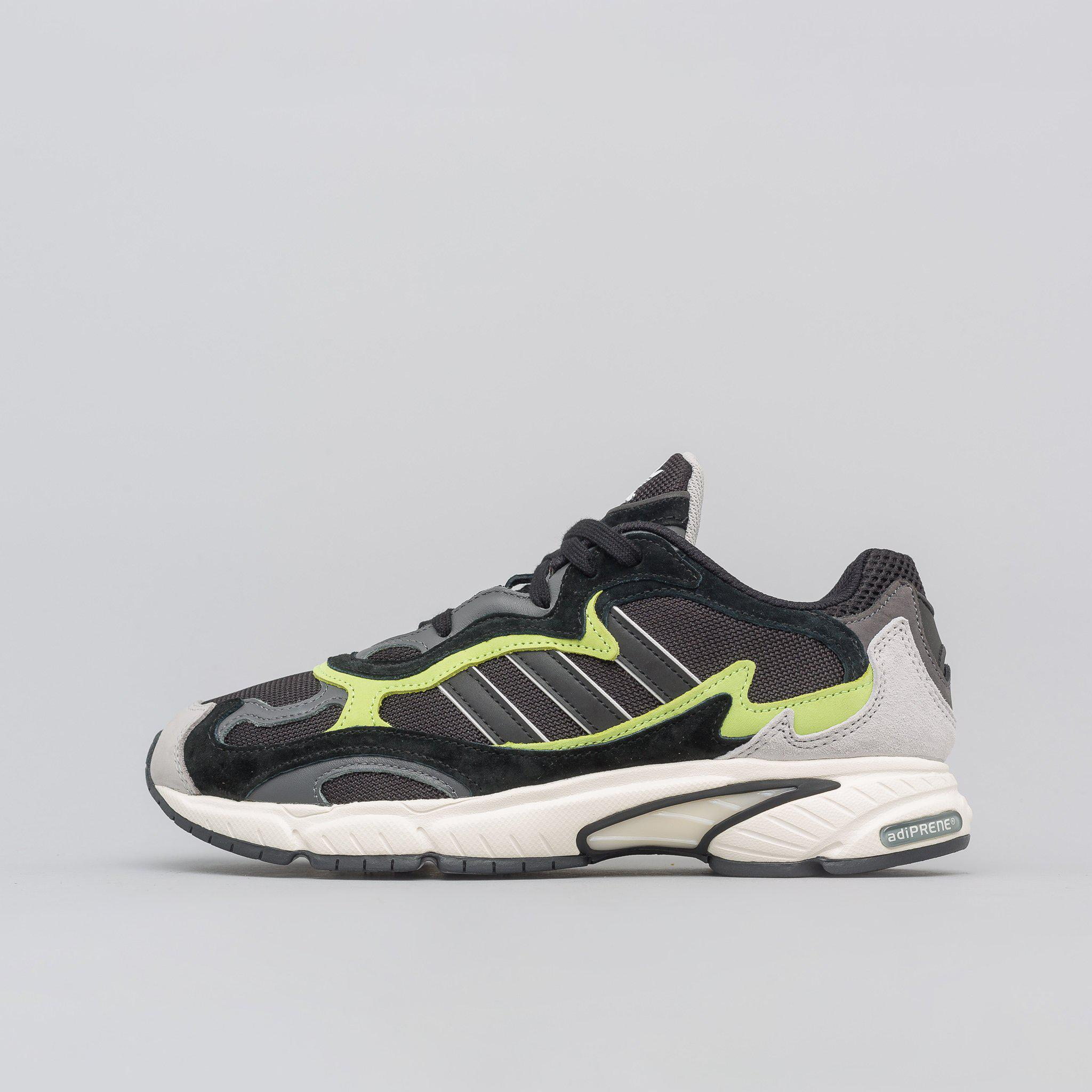 outlet store 72a33 c03d0 Lyst - adidas Temper Run In Black in Black for Men
