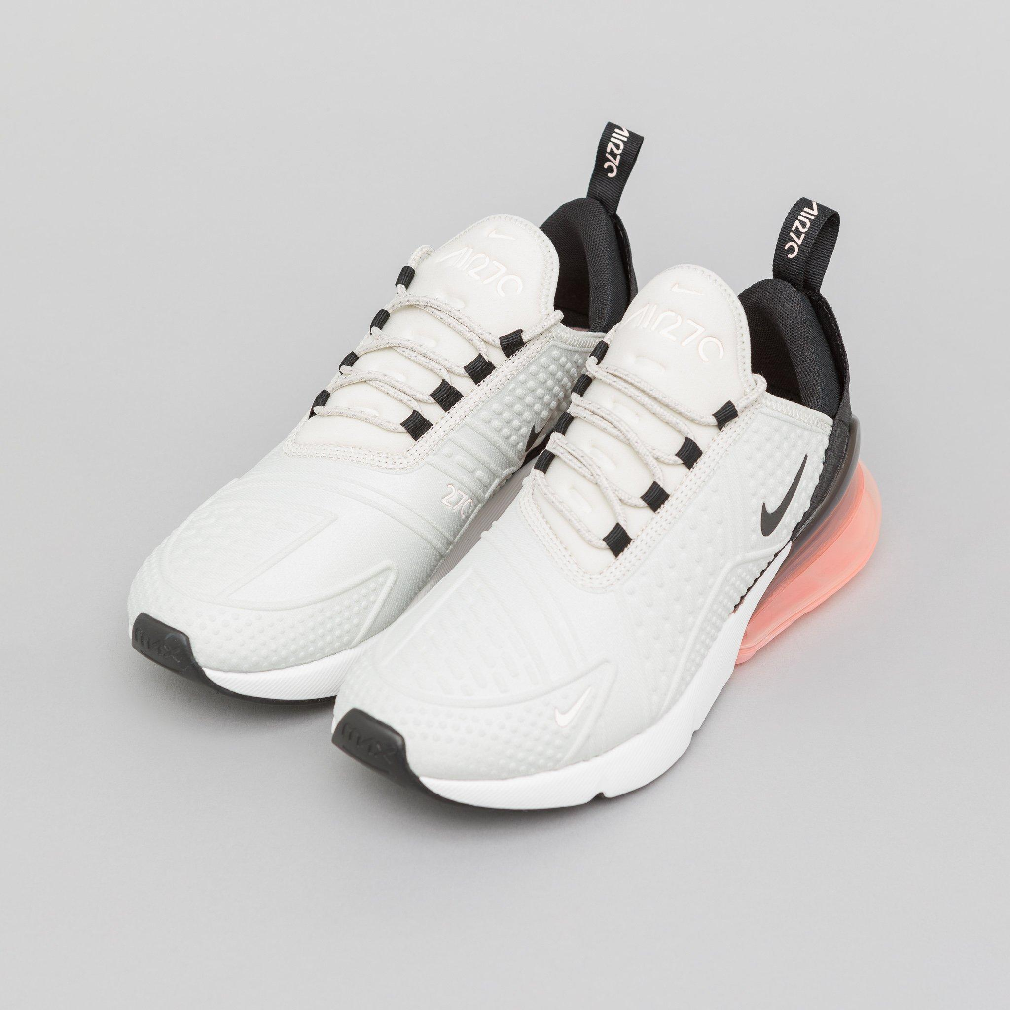 free shipping c2dc9 be649 Lyst - Nike Women s Air Max 270 Se In Light Bone black in Black for Men