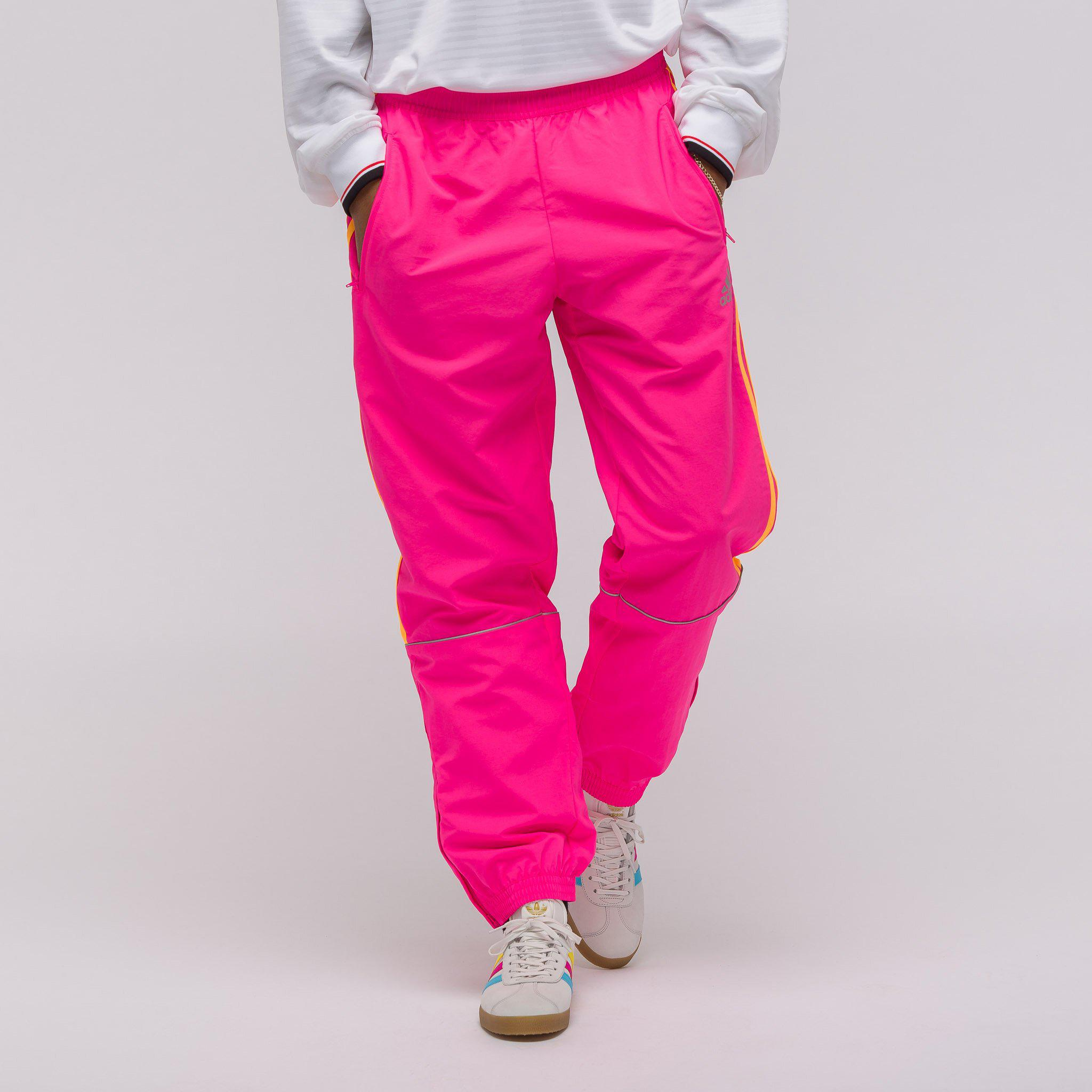 aab00e52c2ae Lyst - Gosha Rubchinskiy X Adidas Track Pants In Pink in Pink for Men
