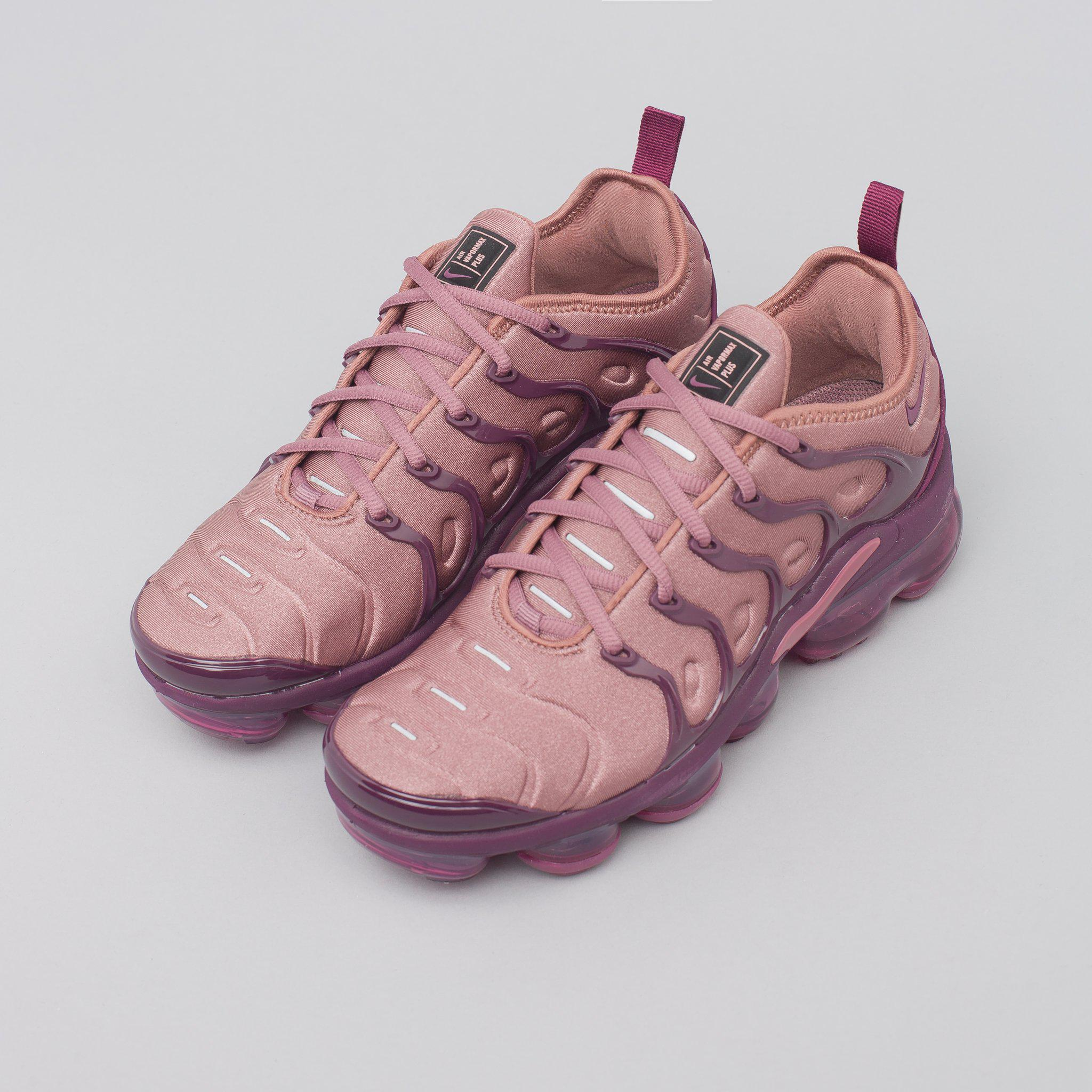 huge discount 46fdc d2dbf Nike Women's Air Vapormax Plus In Smokey Mauve for Men - Lyst
