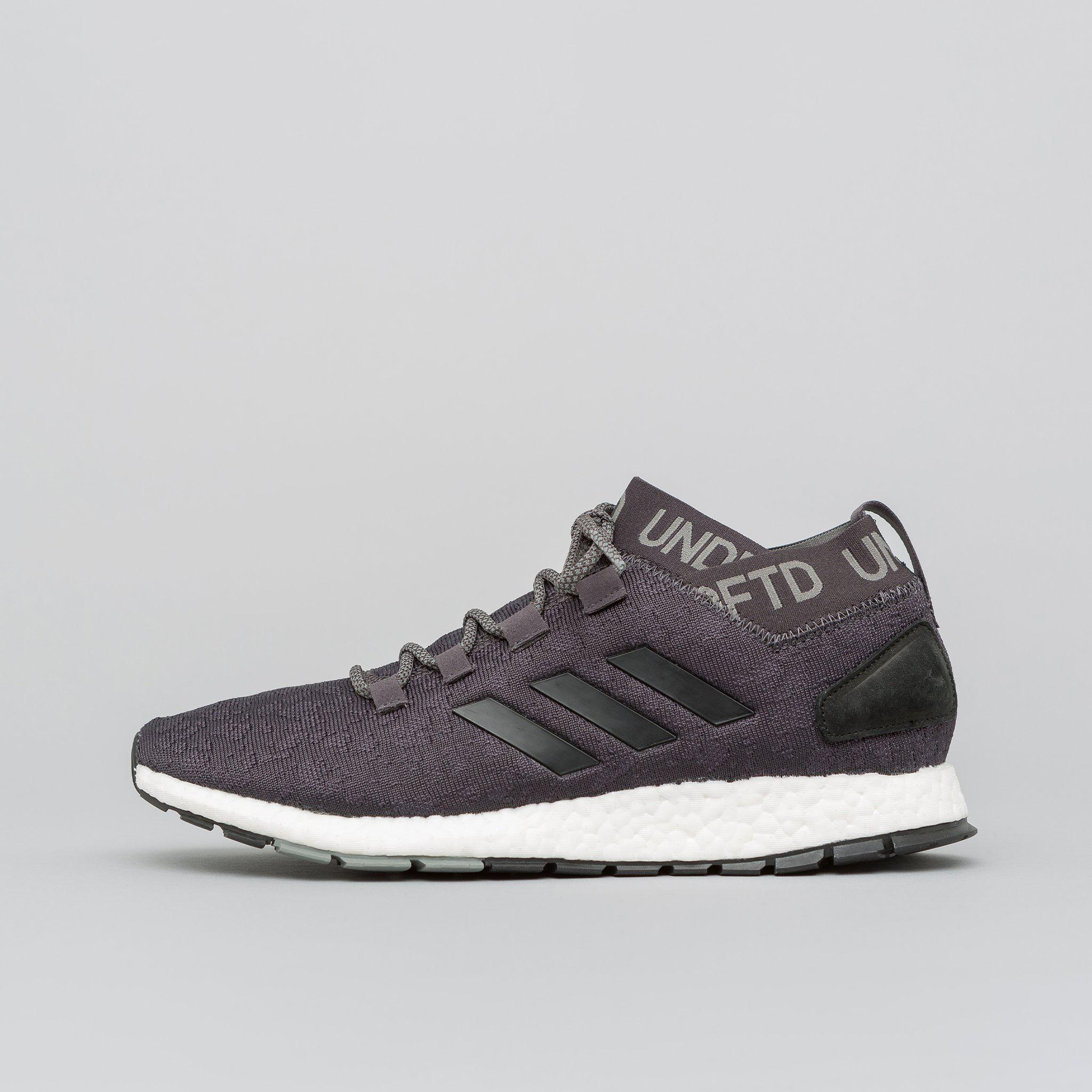 0528062a836193 Lyst - adidas X Undefeated Pureboost Rbl In Core Black in Black for Men