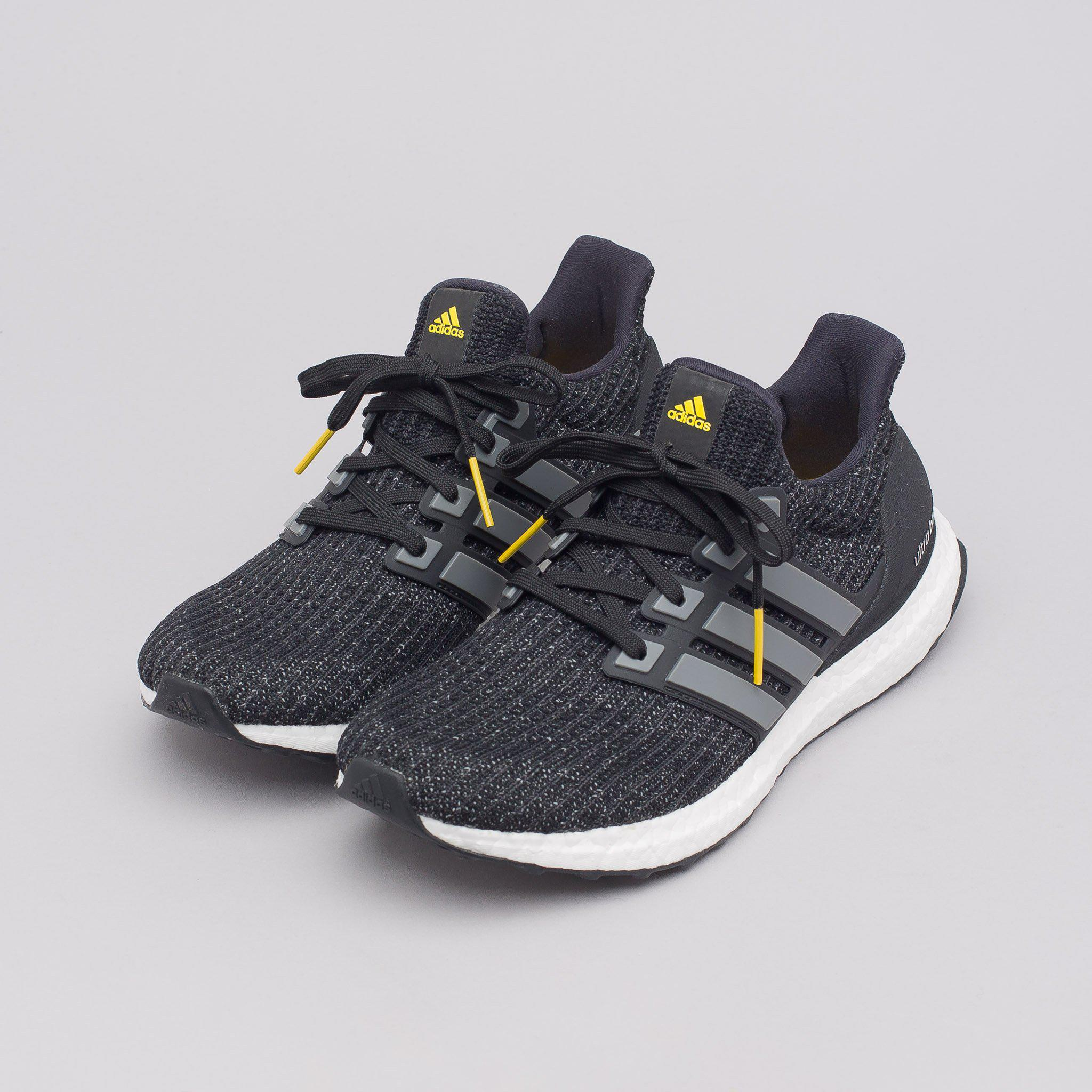 0144dd043232 Lyst - adidas Ultra Boost Ltd 5th Anniversary In Core Black iron in ...