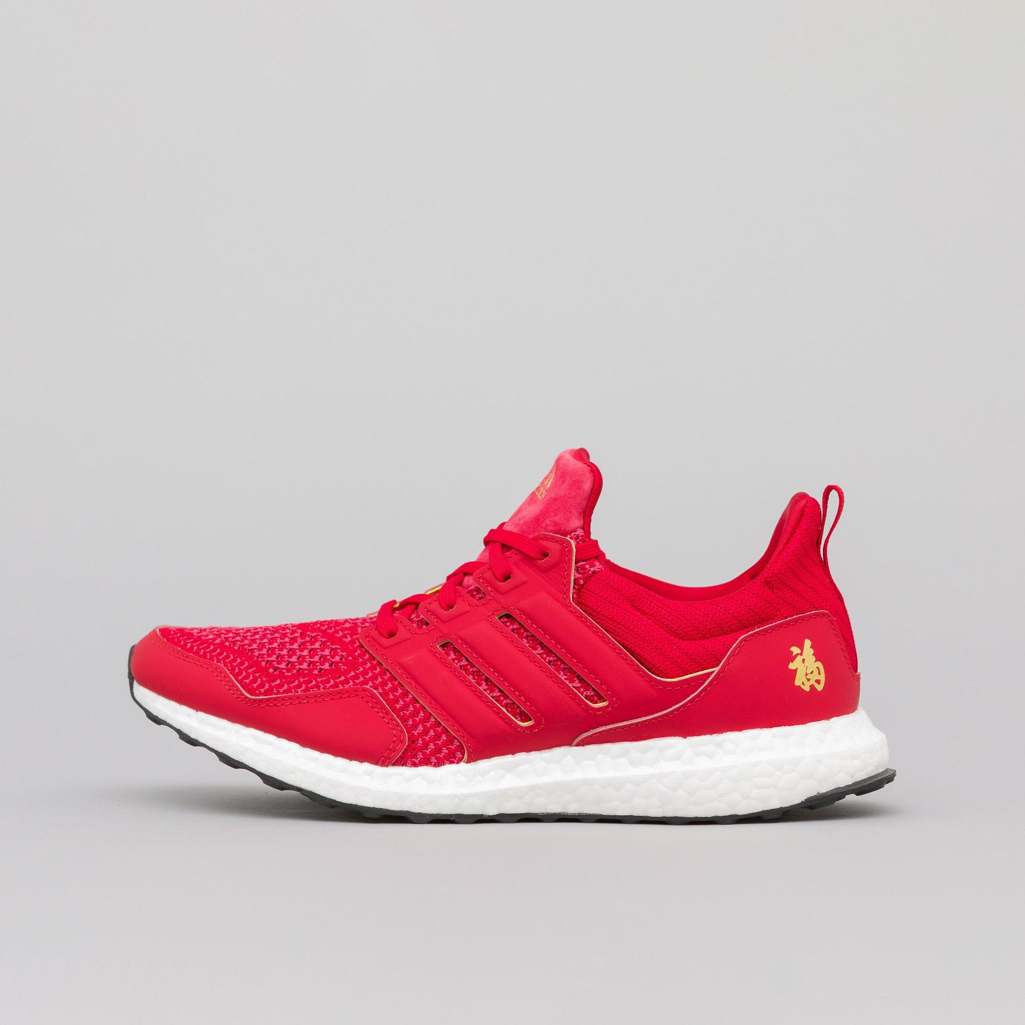 92a39a650c1f7 Lyst - adidas X Eddie Huang Cny Ultraboost In Scarlet in Red for Men