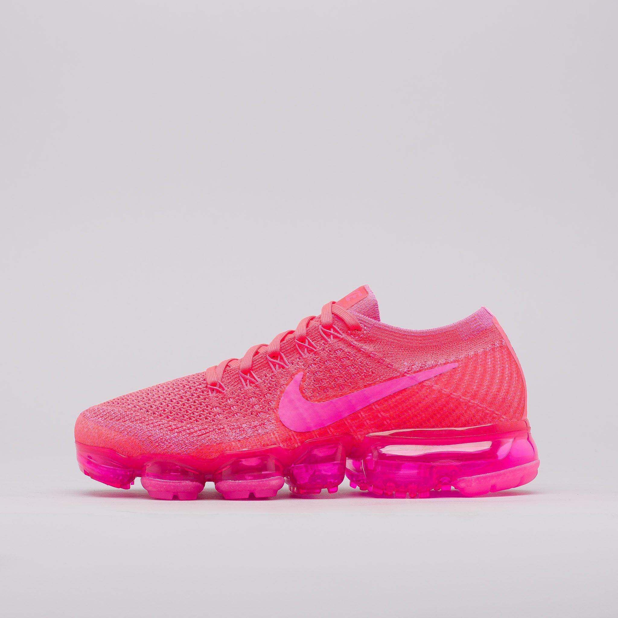 181c6cc8f6c ... Lyst - Nike Women s Air Vapormax Flyknit In Hyper Punch in Pink for  Men  Nike WMNS ...