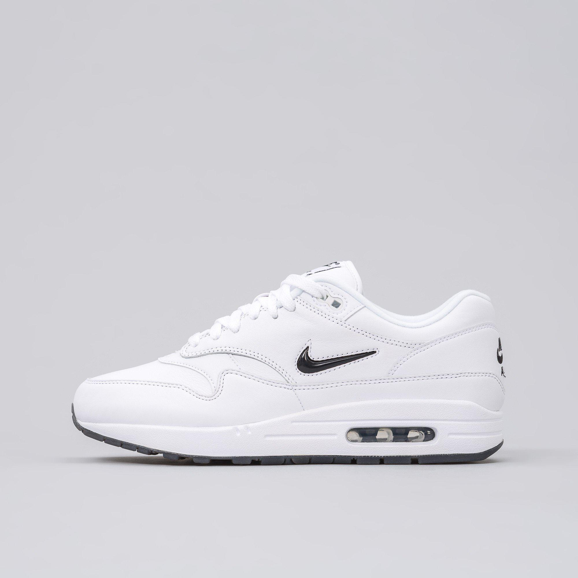 e7f6078b70 Nike Air Max 1 Premium Sc Jewel In White/black in White for Men - Lyst