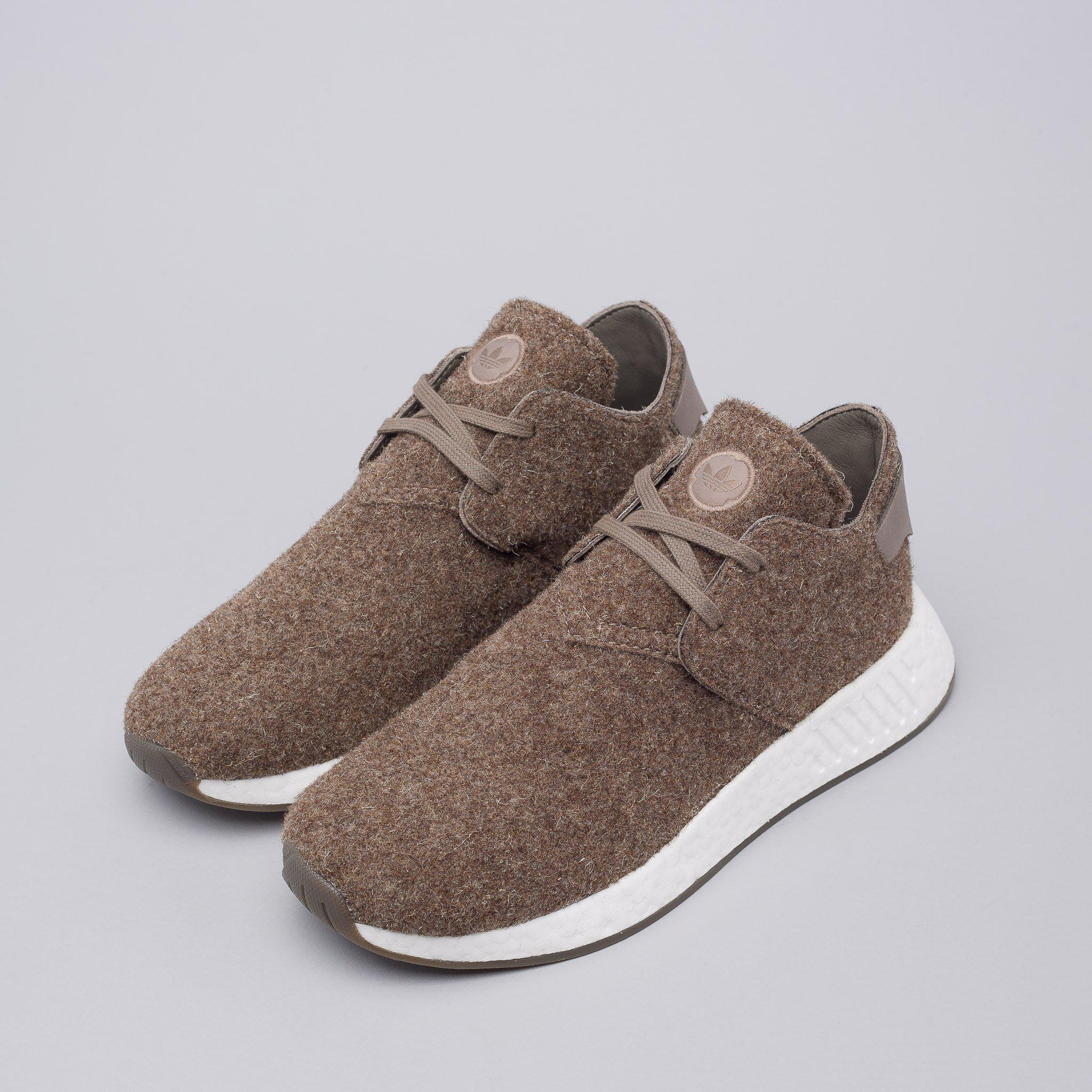 e2aa7af30 Lyst - adidas X Wings+horns Nmd C2 Chukka in Brown for Men