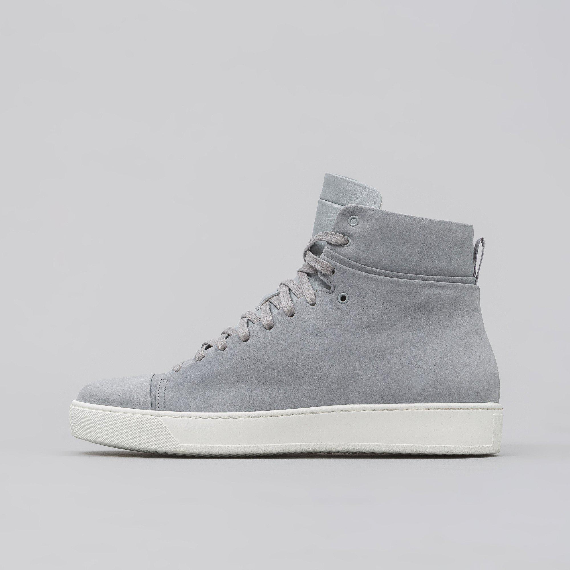 JOHN ELLIOTTLeather High Top Sneakers in . a9qZUPdulV