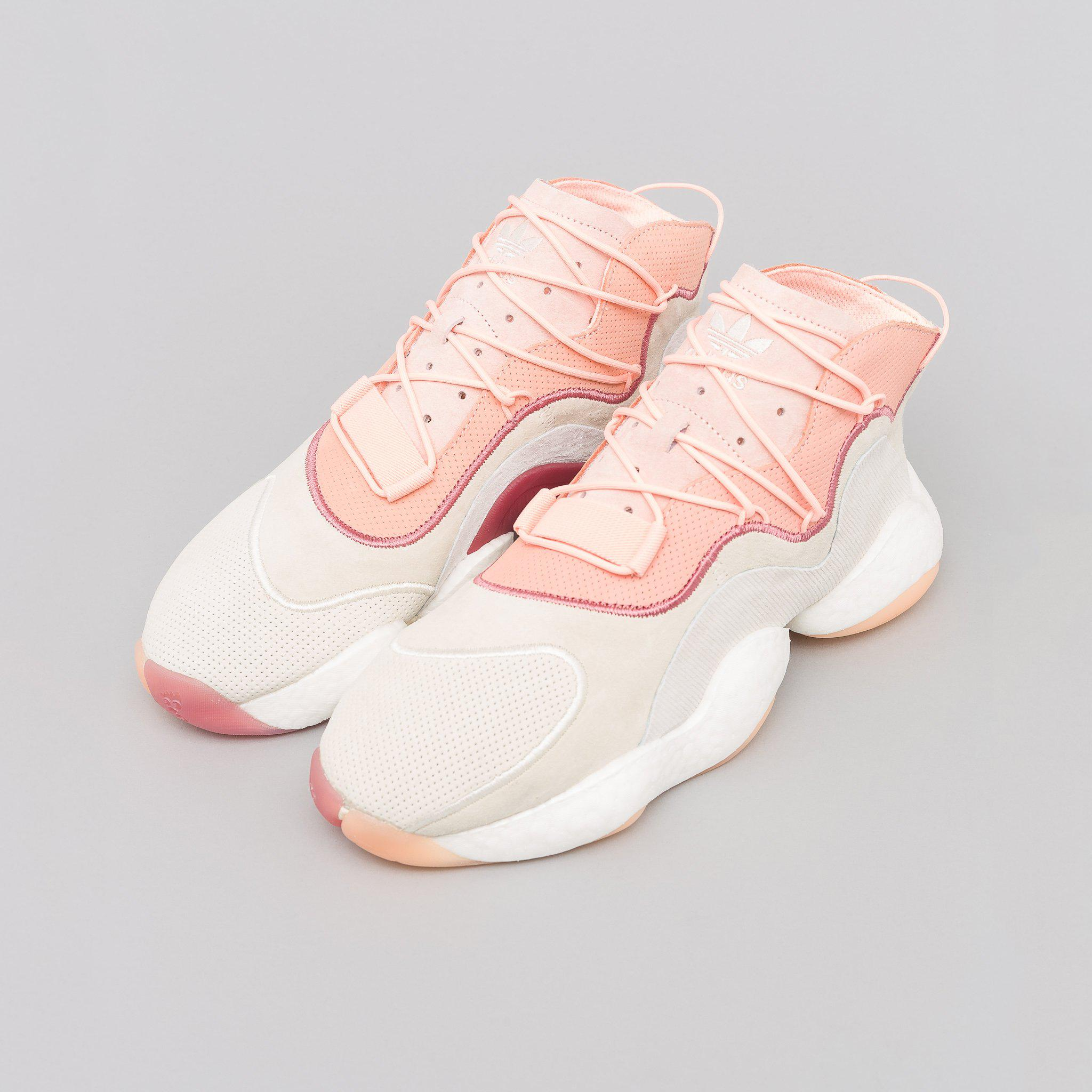 the latest 5d221 19805 Lyst - adidas Crazy Byw In Cream Whiteorange for Men