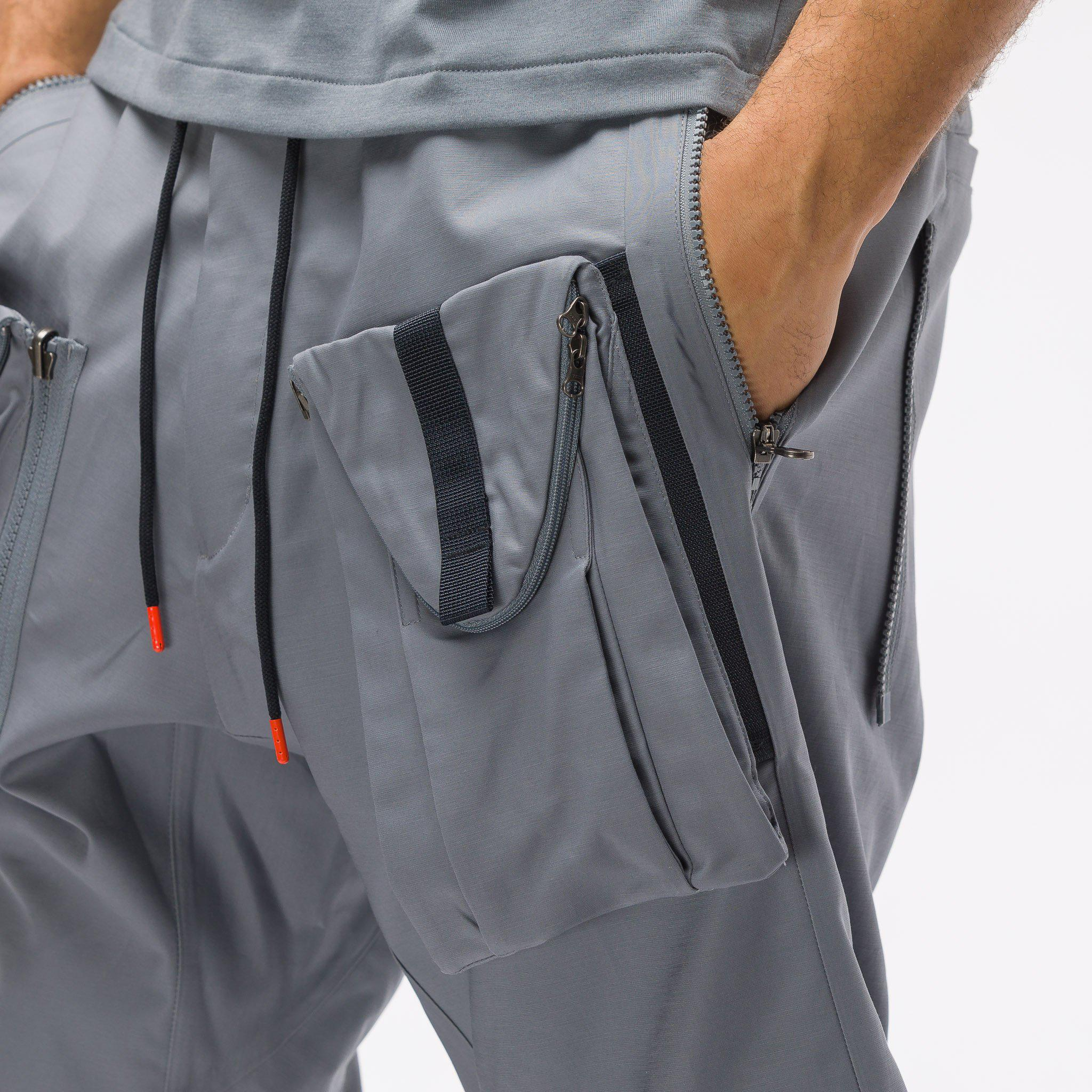 cce952ef53 Nike Acg Deploy Cargo Shorts In Cool Grey in Gray for Men - Lyst