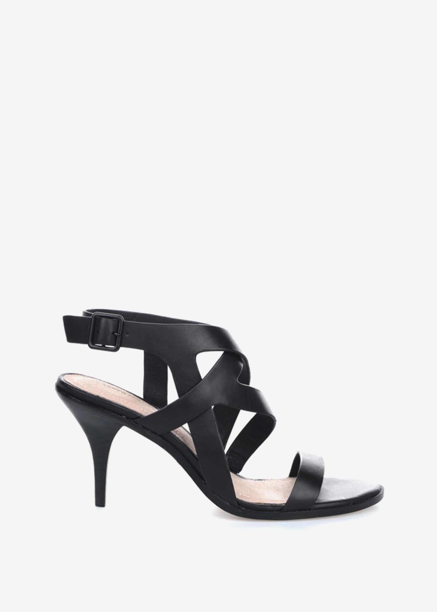 f866c6431a4af9 Lyst - Pour La Victoire Maura Dress Sandal in Black