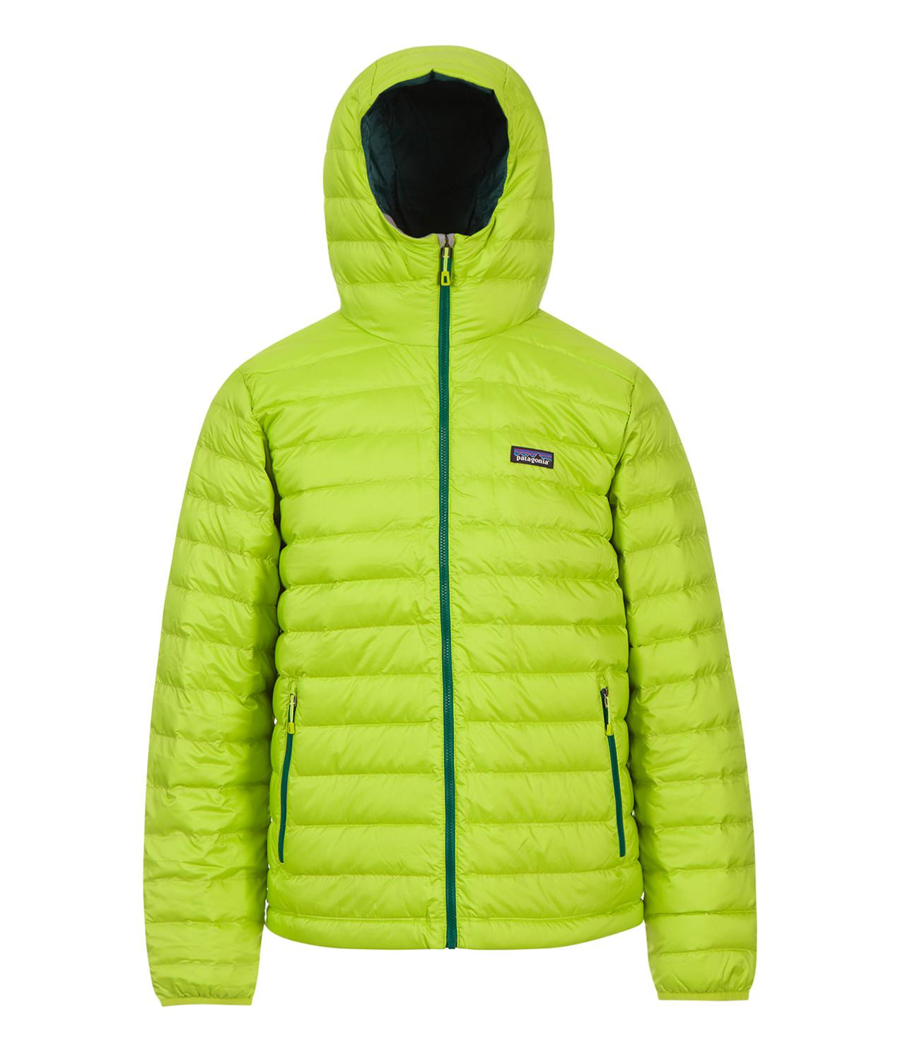 Lyst Patagonia Mens Down Sweater Hoody In Green For Men