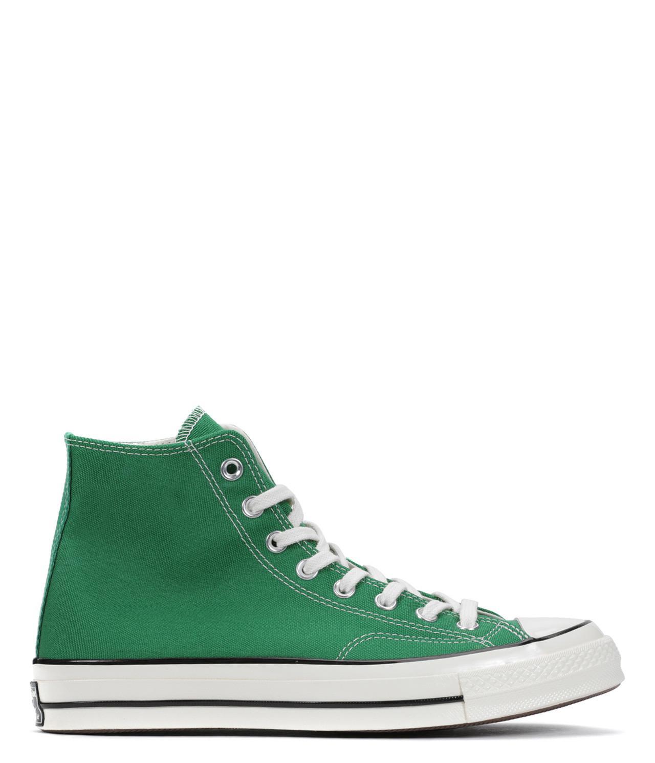 51f7d21b25db83 Converse. Men s Green 1970s Chuck Taylor All Star Canvas High-top Sneakers