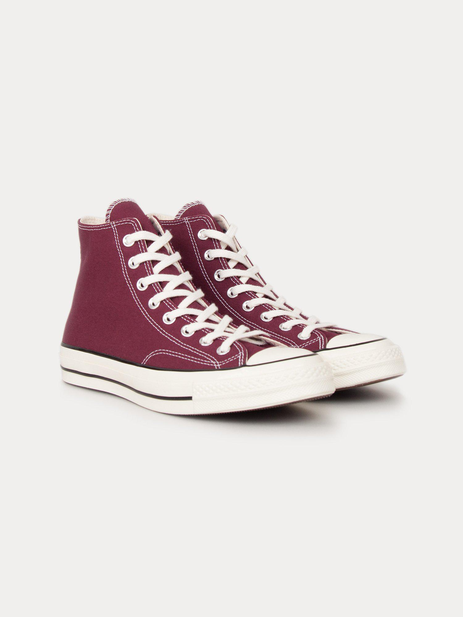 70b371092c31 Converse Chuck Taylor All Star 70  Hi in Red - Lyst