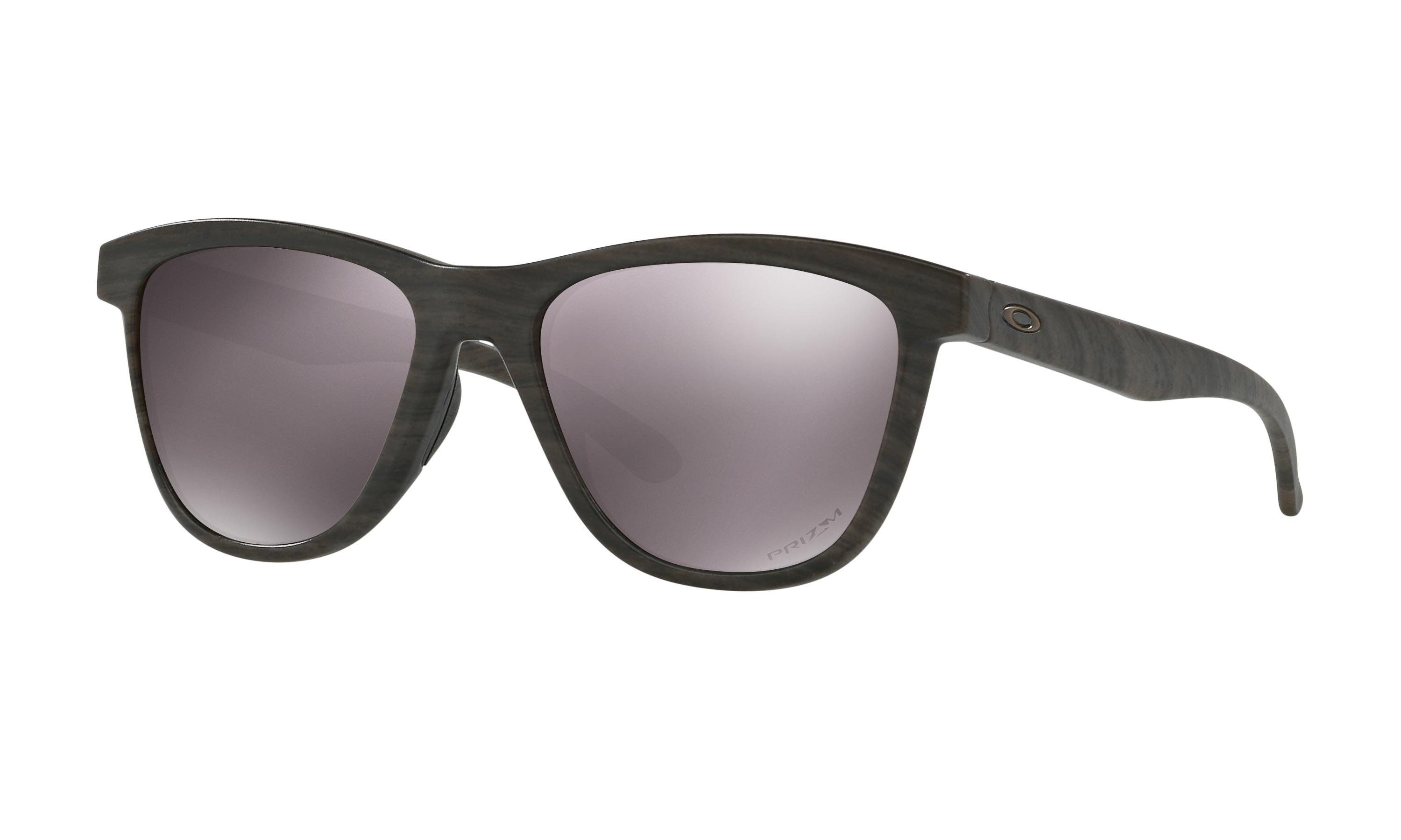 17ab0ca546 Lyst - Oakley Moonlighter Prizmtm Daily Polarized Woodgrain Collection
