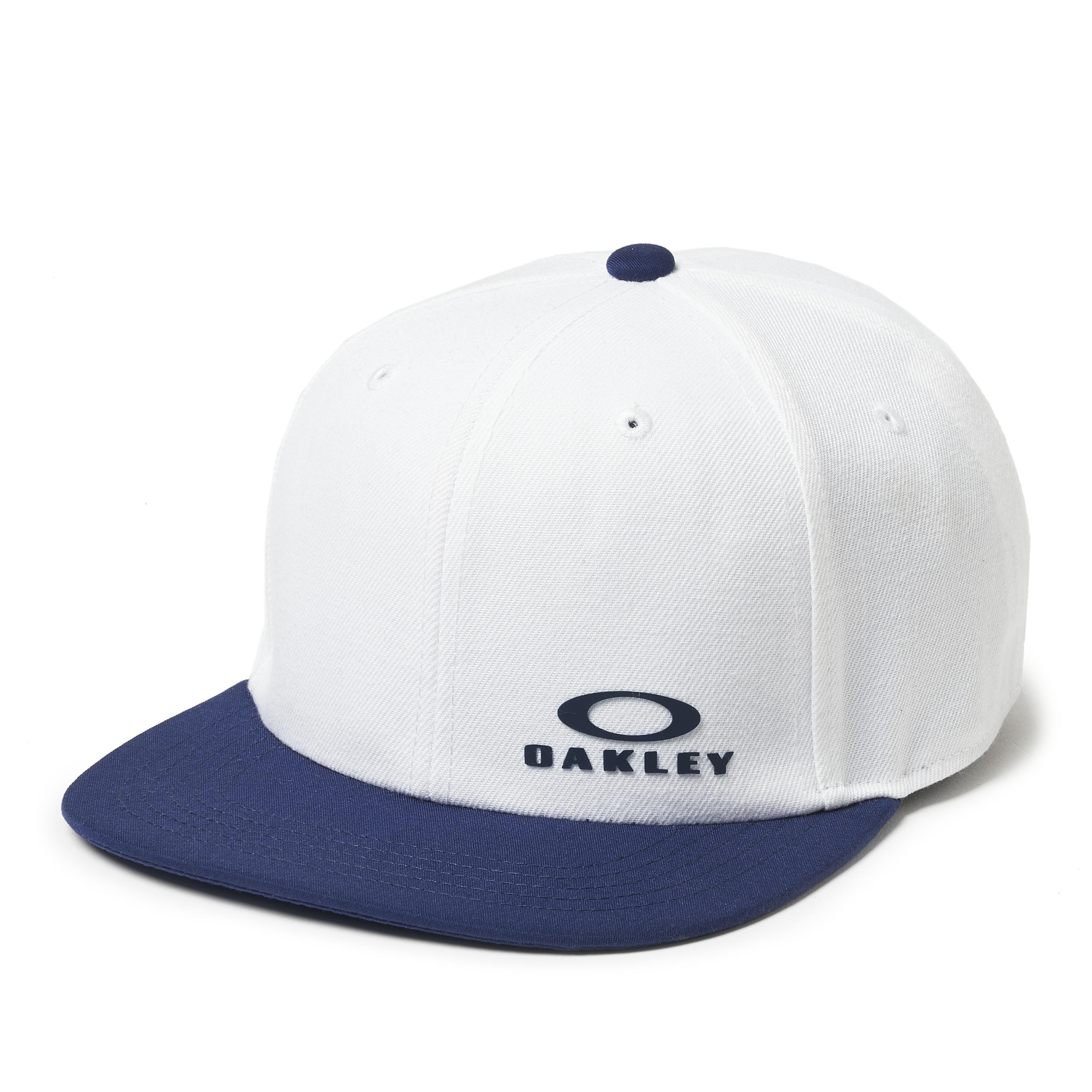 8416df6660775 Lyst - Oakley Bg Snap Back Cap in White for Men
