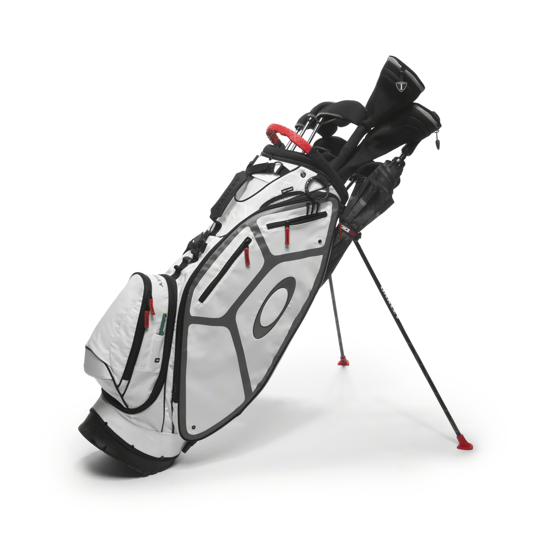 Lyst Oakley Fairway Golf Carry Bag In White For Men