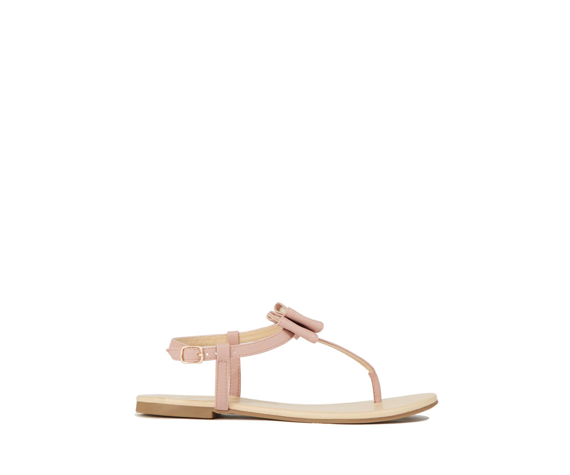 404fd55f5824 Oasis Bow Toepost Sandal - Lyst