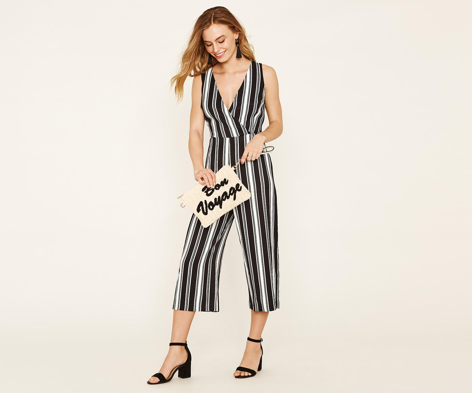 715cdc96aca Gallery. Previously sold at  Oasis · Women s Black Jumpsuits ...