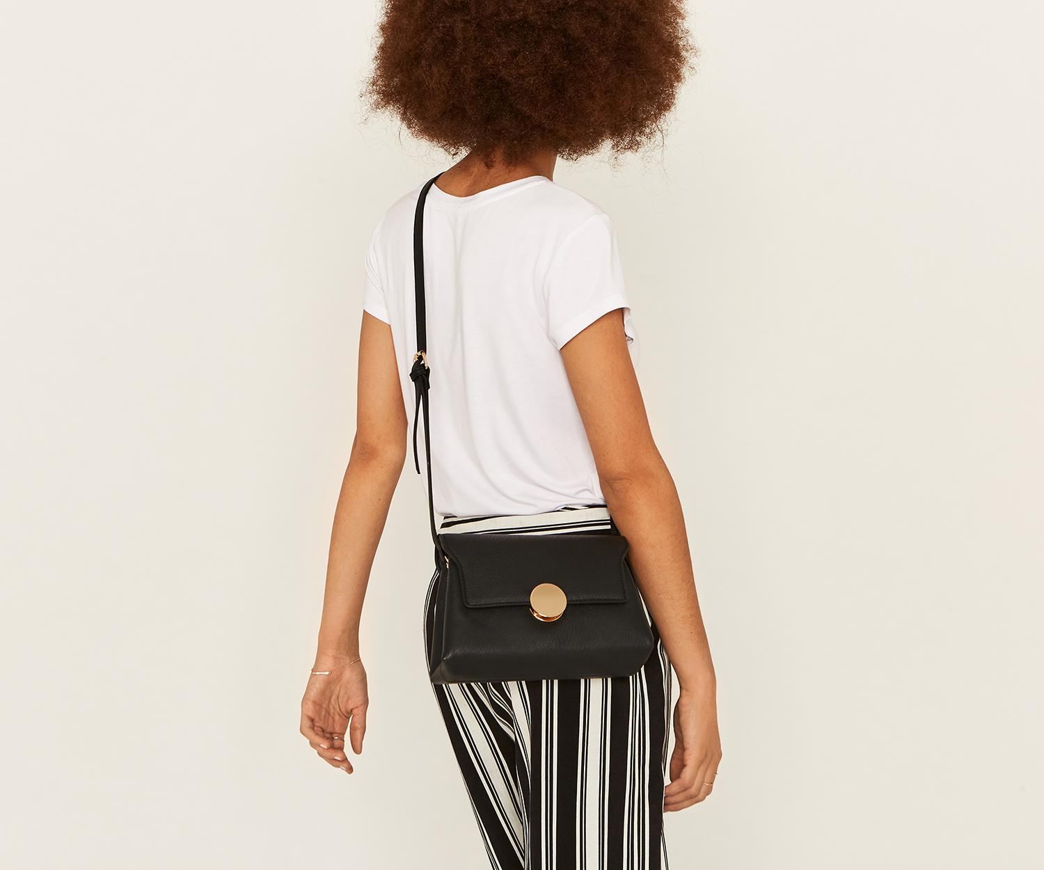 91666952bf8a Oasis Tallulah Cross-body Bag in Black - Lyst
