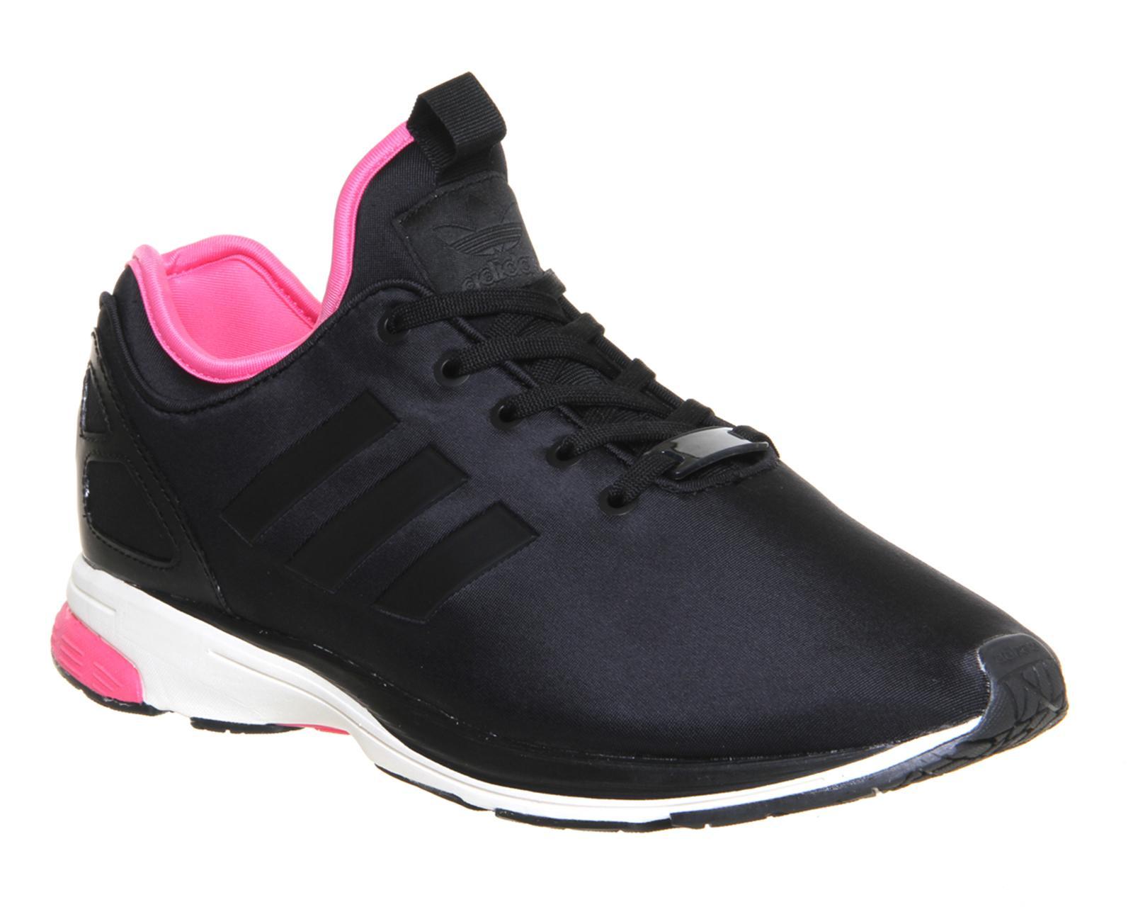 5069f69e77bad ... sale lyst adidas originals zx flux nero nps in black for men 96502  5e29e ...
