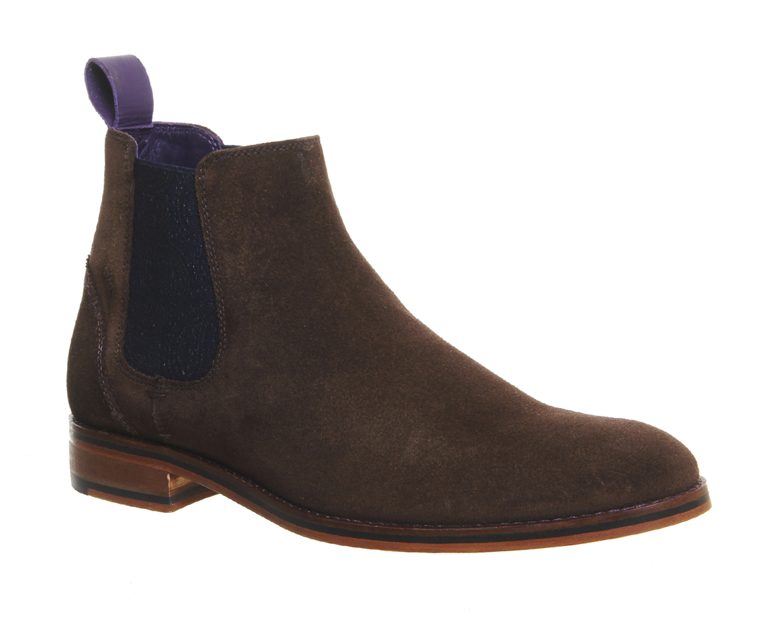 Ted Baker Brown Suede Shoes