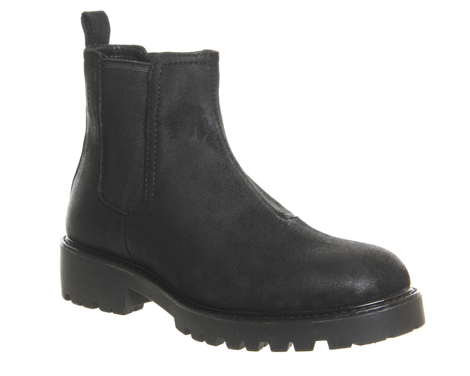 Vagabond Kenova Chelsea Boots in Black | Lyst