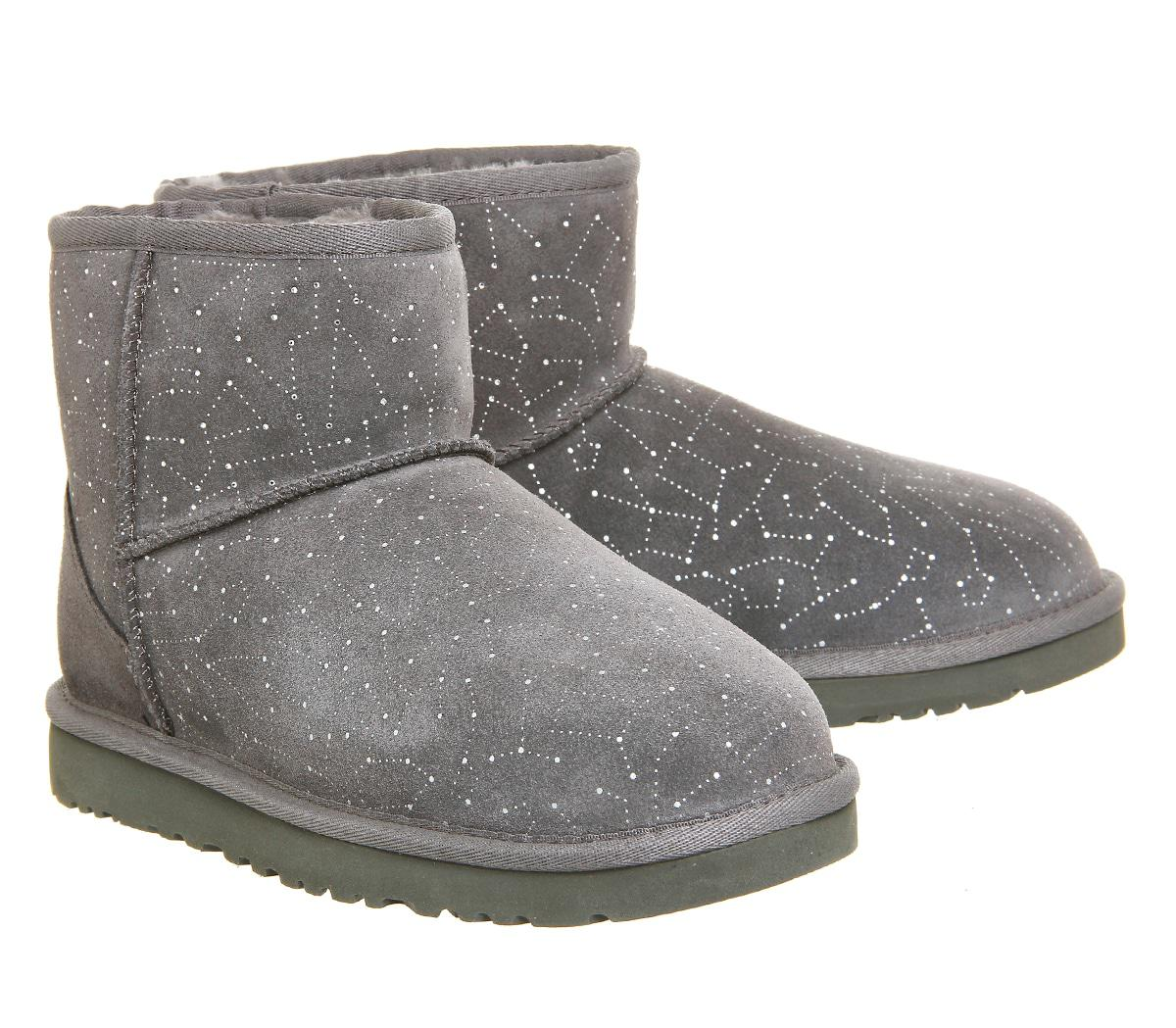 Office UGG Classic Mini Constellation Boots SUEDE 2018 New Cheap Online Cheap Ebay Cheap Sale Extremely Choice HOw35u