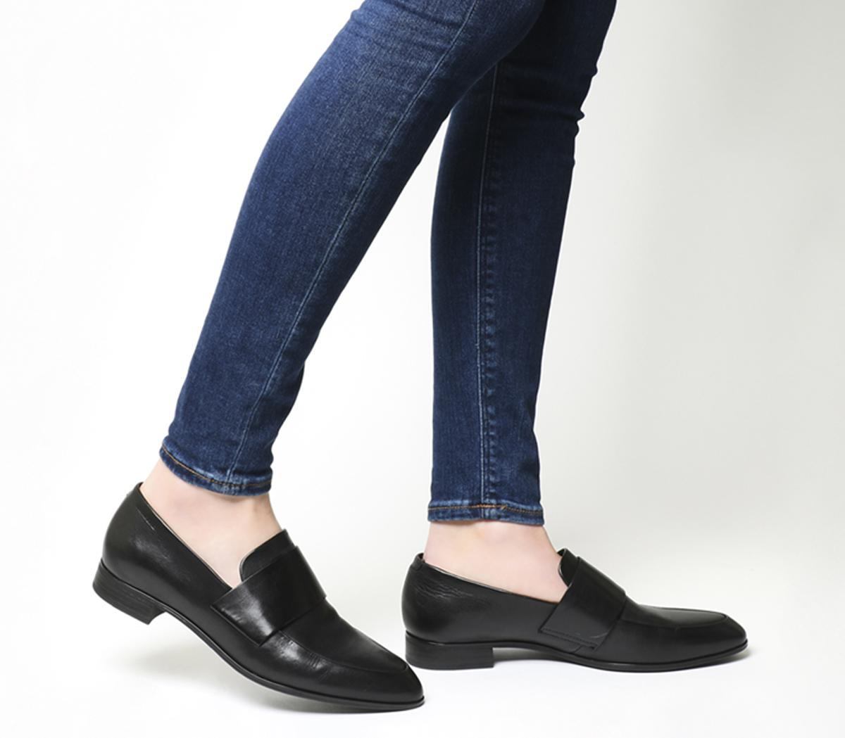 438e8a38aa4 Lyst - Vagabond Frances Loafers in Black