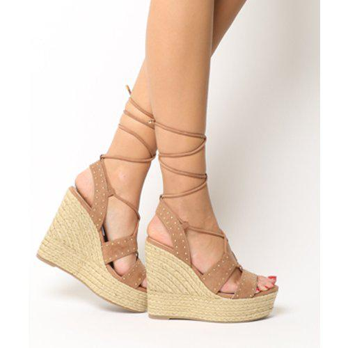 Outlet Hot Sale Office Office Hula Hula Ghillie Espadrille Wedge The Cheapest Sale Online Collections Online AK7Ss