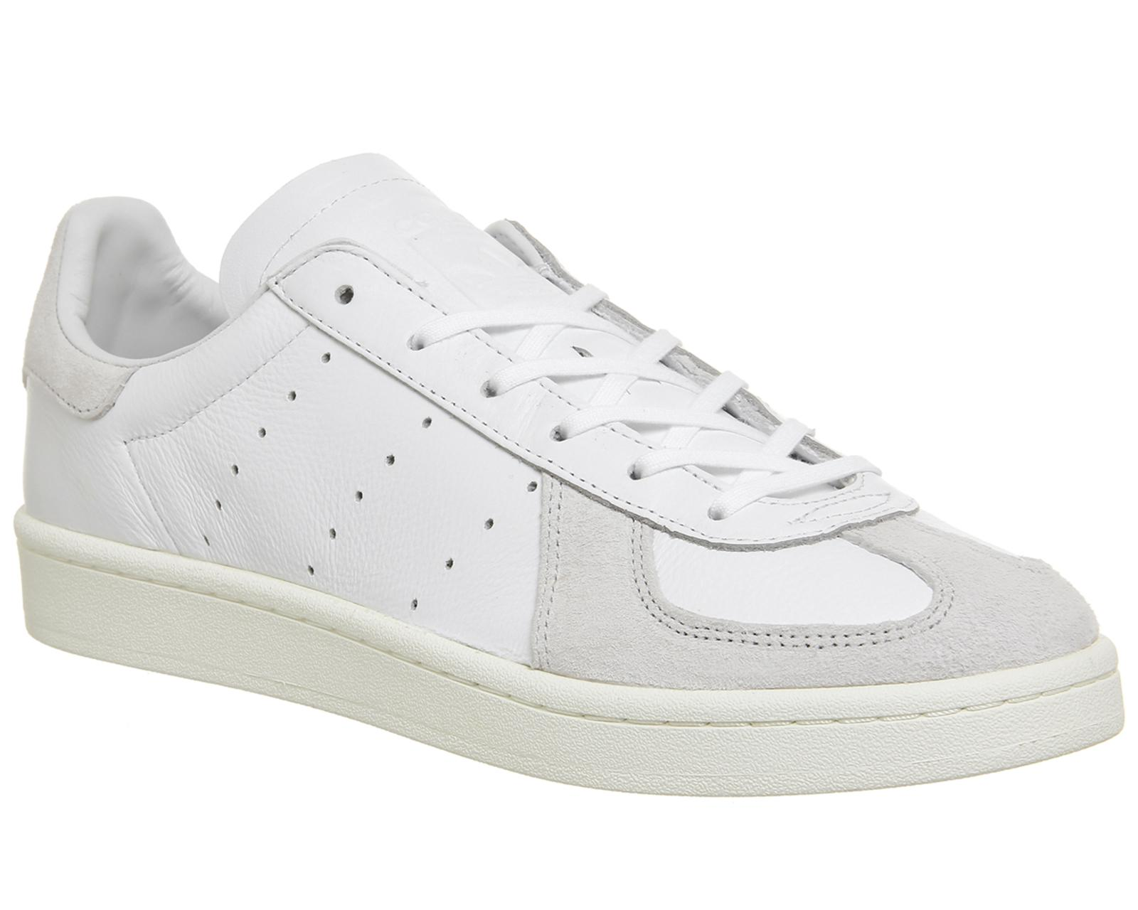 buy popular 05436 86c58 Adidas Bw Avenue Trainers in White for Men - Lyst