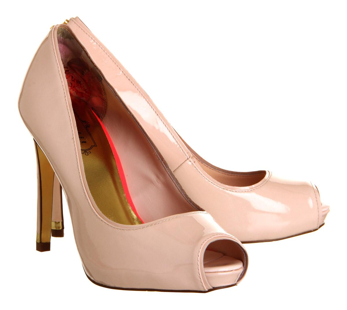 615184271538 Lyst - Ted Baker Glister High Heel in Pink